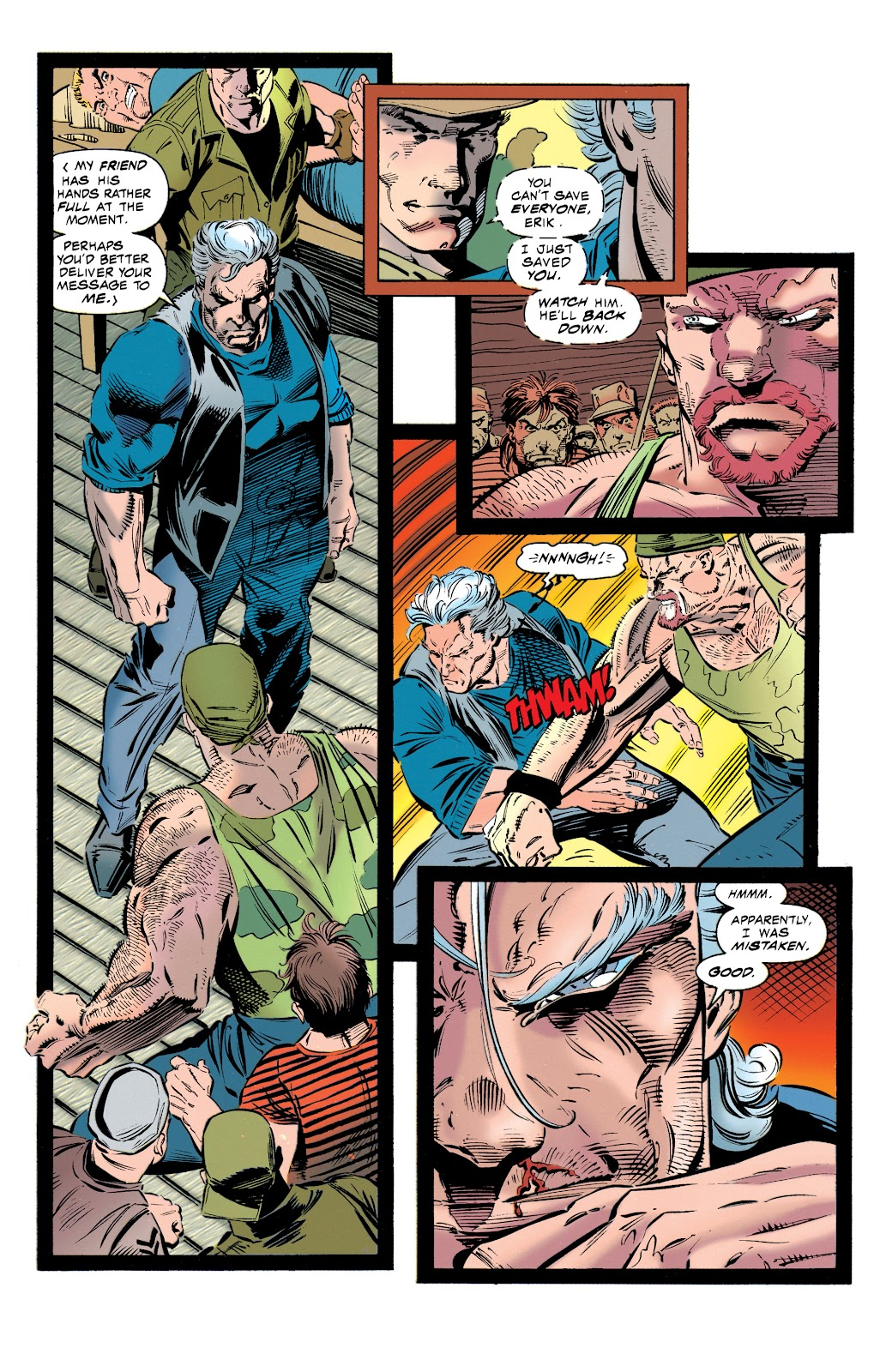 Uncanny X-Men (1963) issue 321 - Page 7