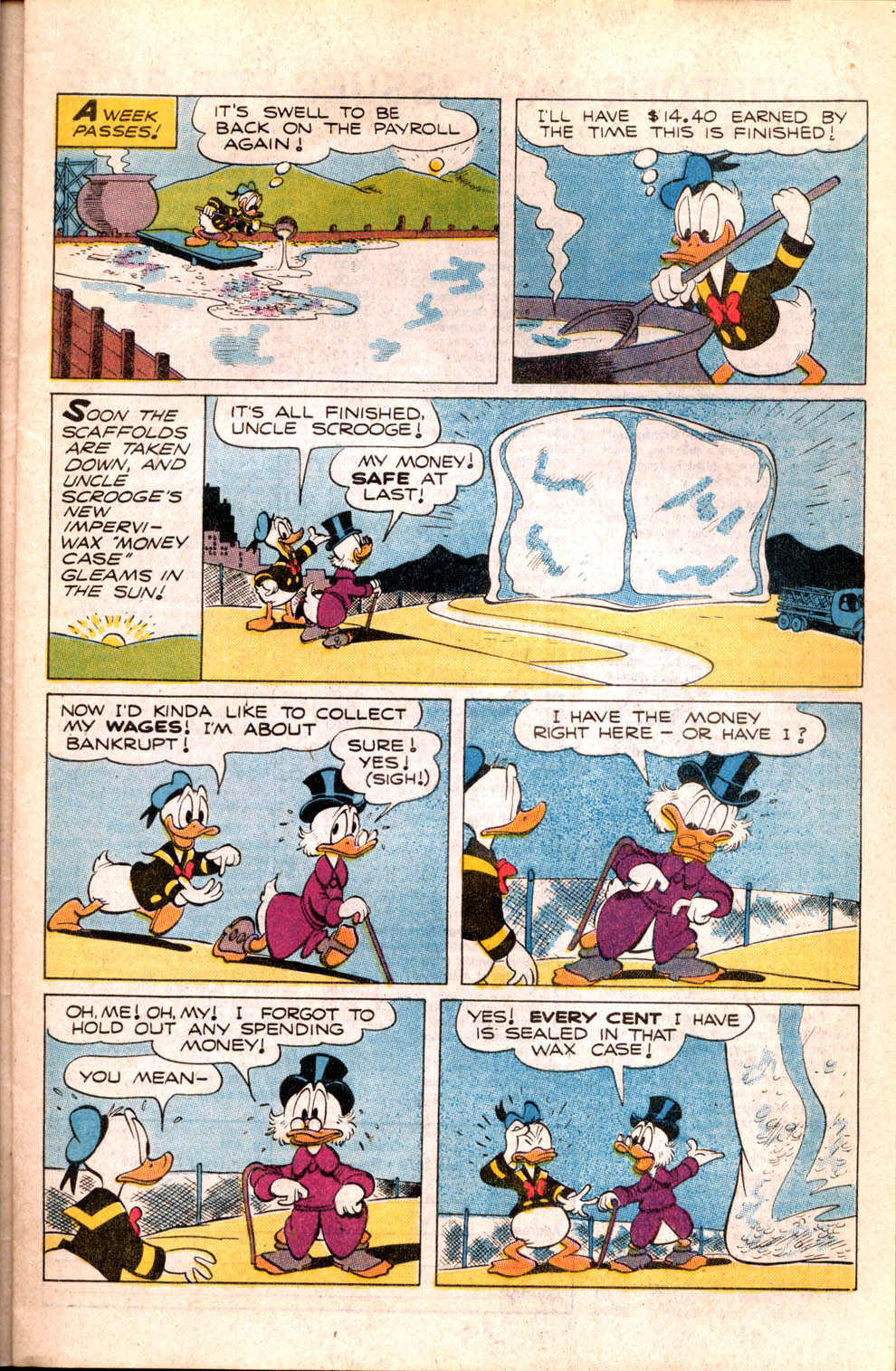 Read online Uncle Scrooge (1953) comic -  Issue #231 - 10