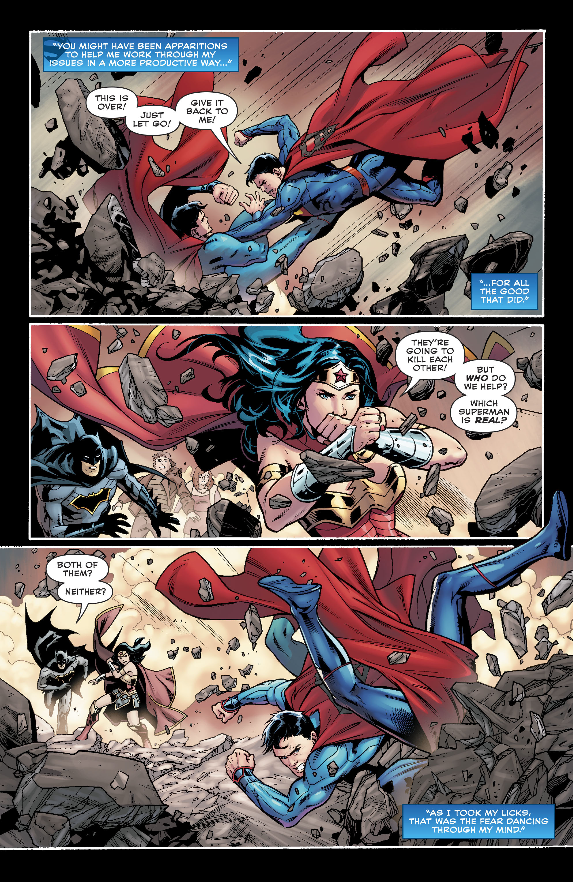 Read online Trinity (2016) comic -  Issue #8 - 12