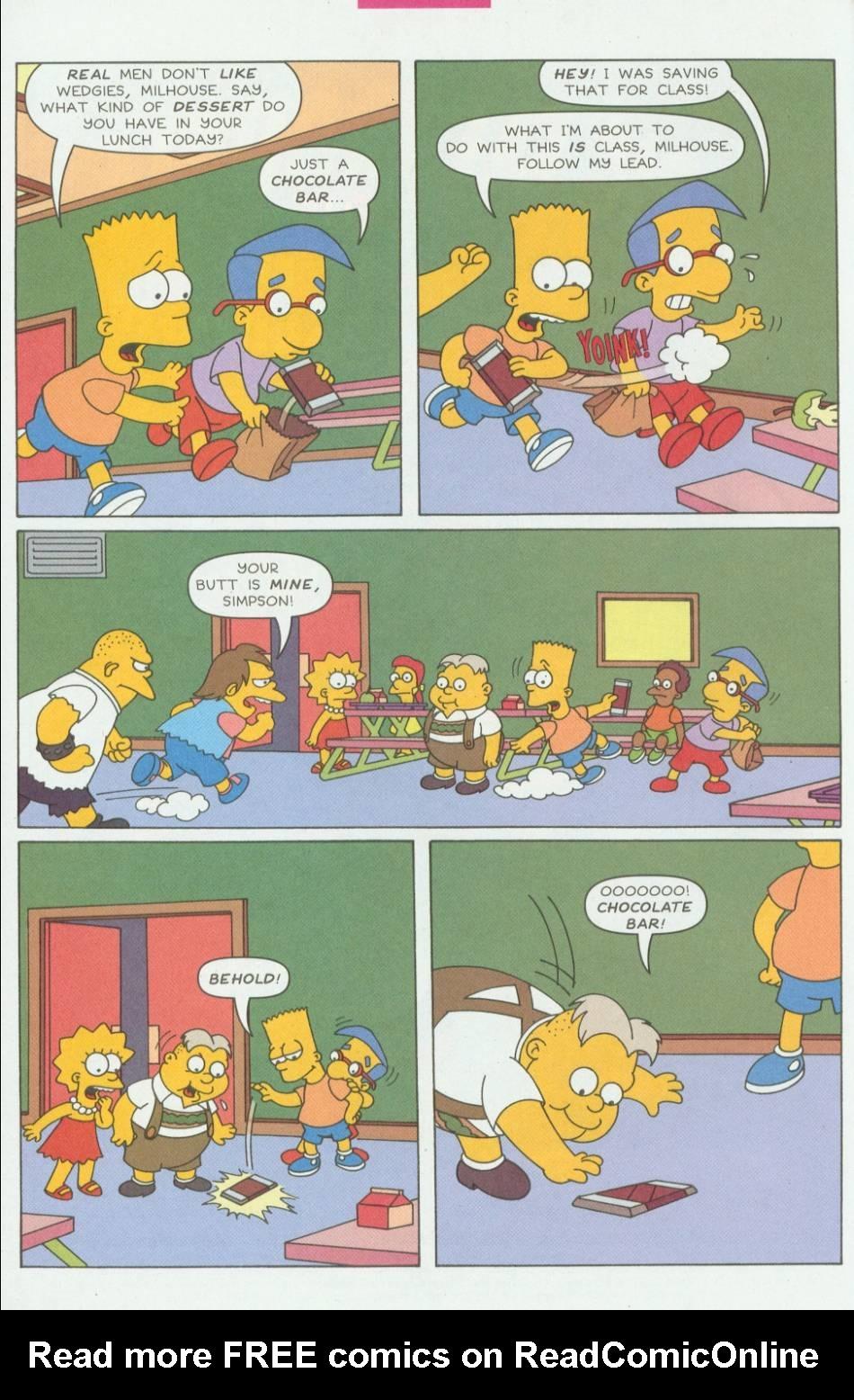 Read online Simpsons Comics Presents Bart Simpson comic -  Issue #1 - 3