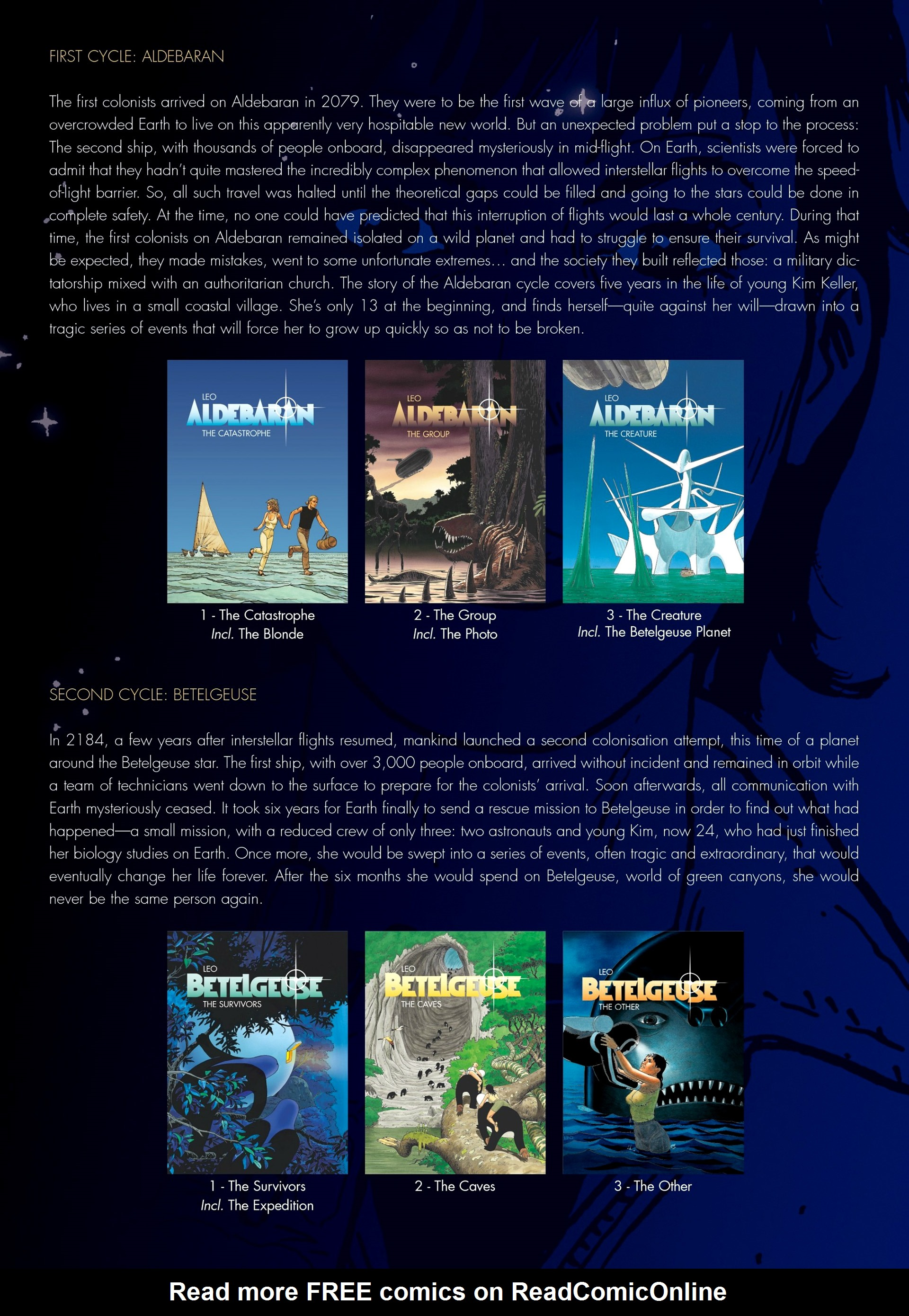 Read online Antares comic -  Issue #1 - 64