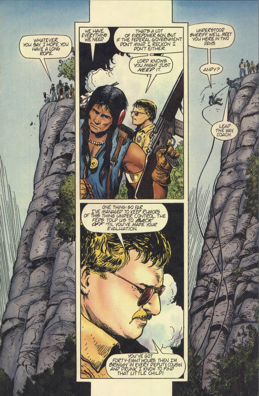 Read online Turok, Dinosaur Hunter (1993) comic -  Issue #7 - 13