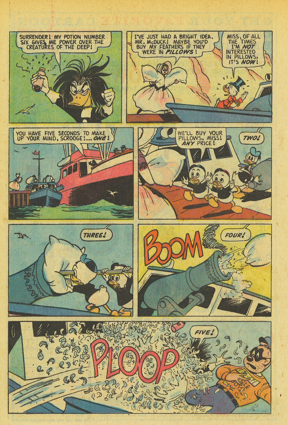 Read online Uncle Scrooge (1953) comic -  Issue #139 - 24