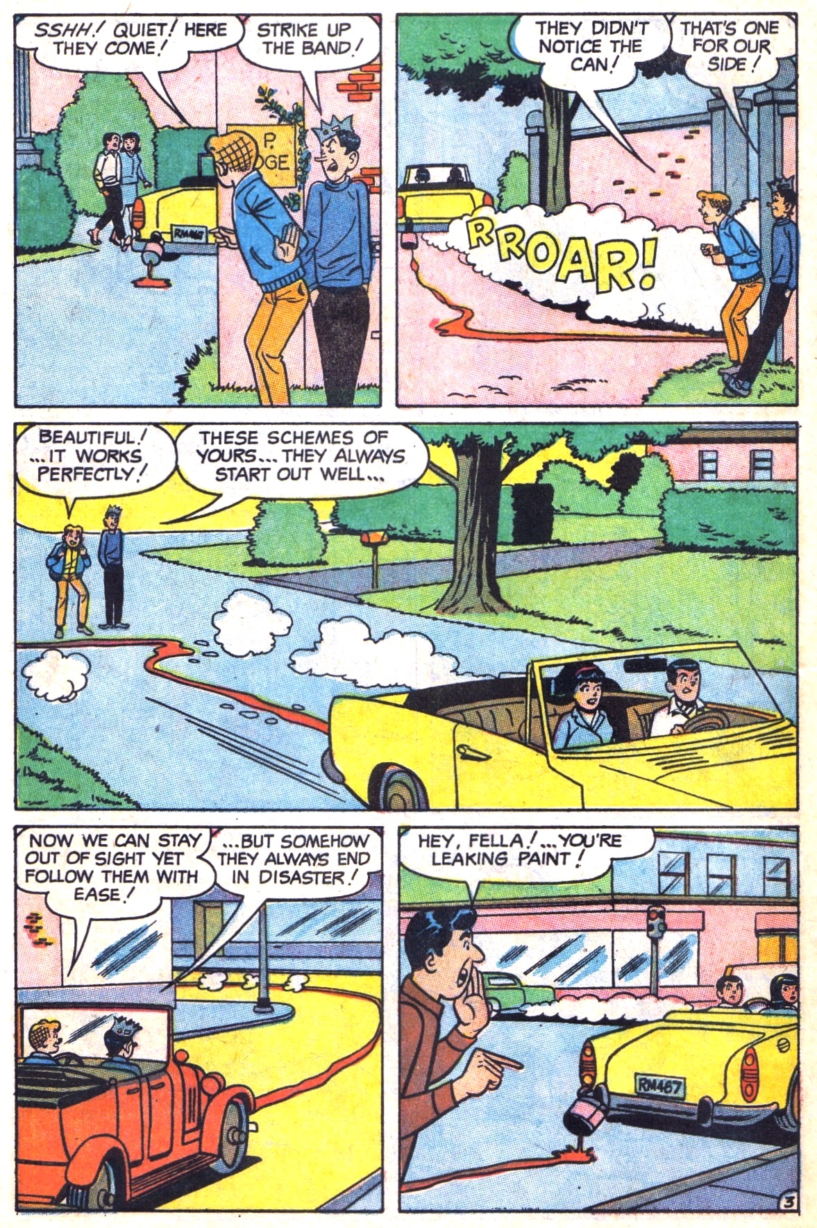 Read online Archie (1960) comic -  Issue #179 - 30