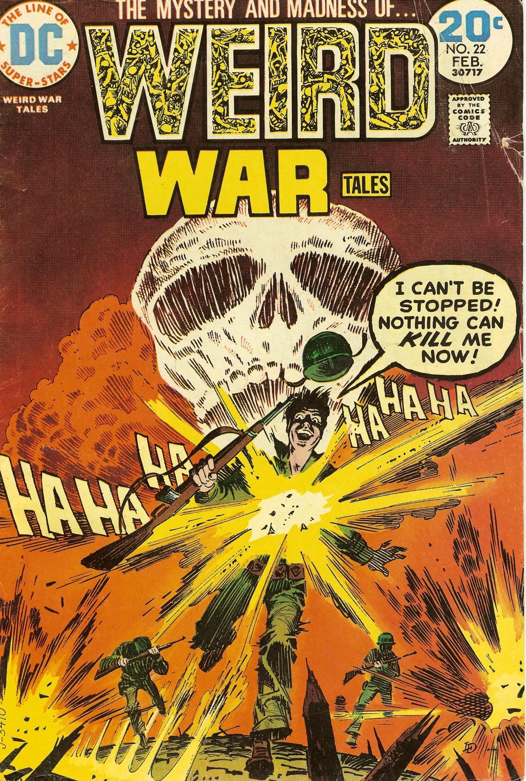 Weird War Tales (1971) issue 22 - Page 1