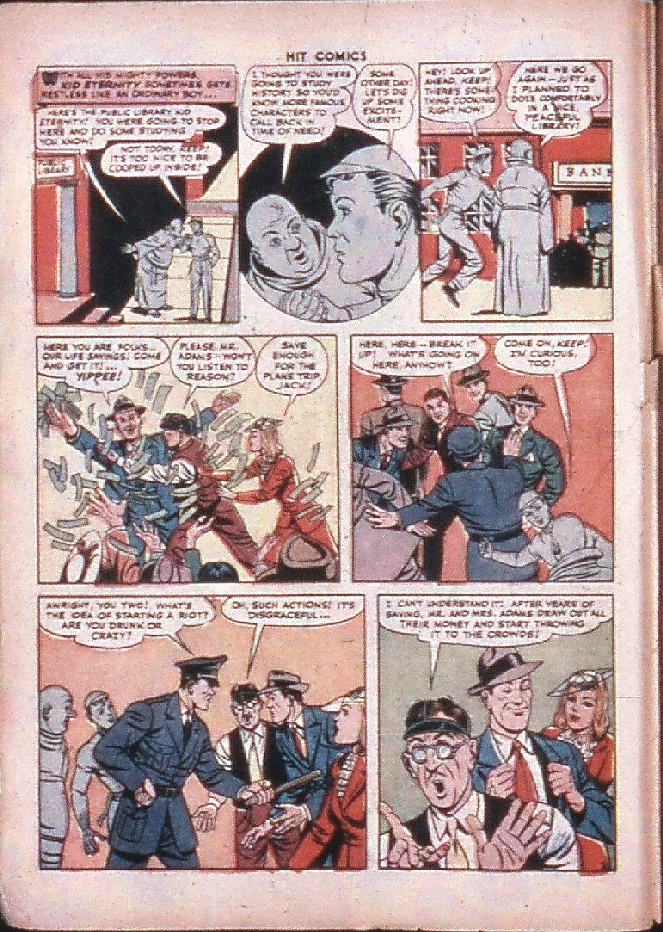 Read online Hit Comics comic -  Issue #33 - 4