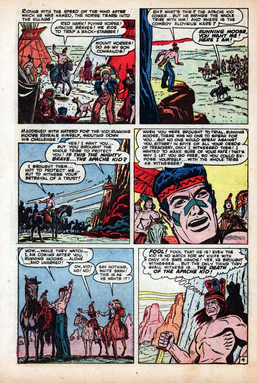 Apache Kid issue 9 - Page 16