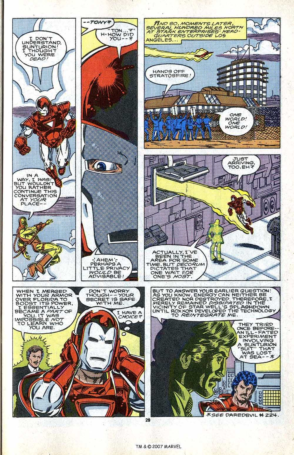 Iron Man Annual issue 9 - Page 37