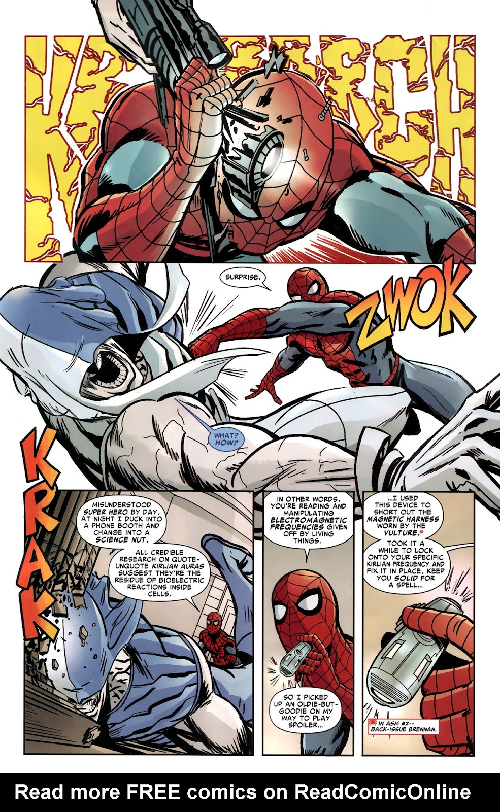 Web of Spider-Man (2009) Issue #10 #10 - English 15