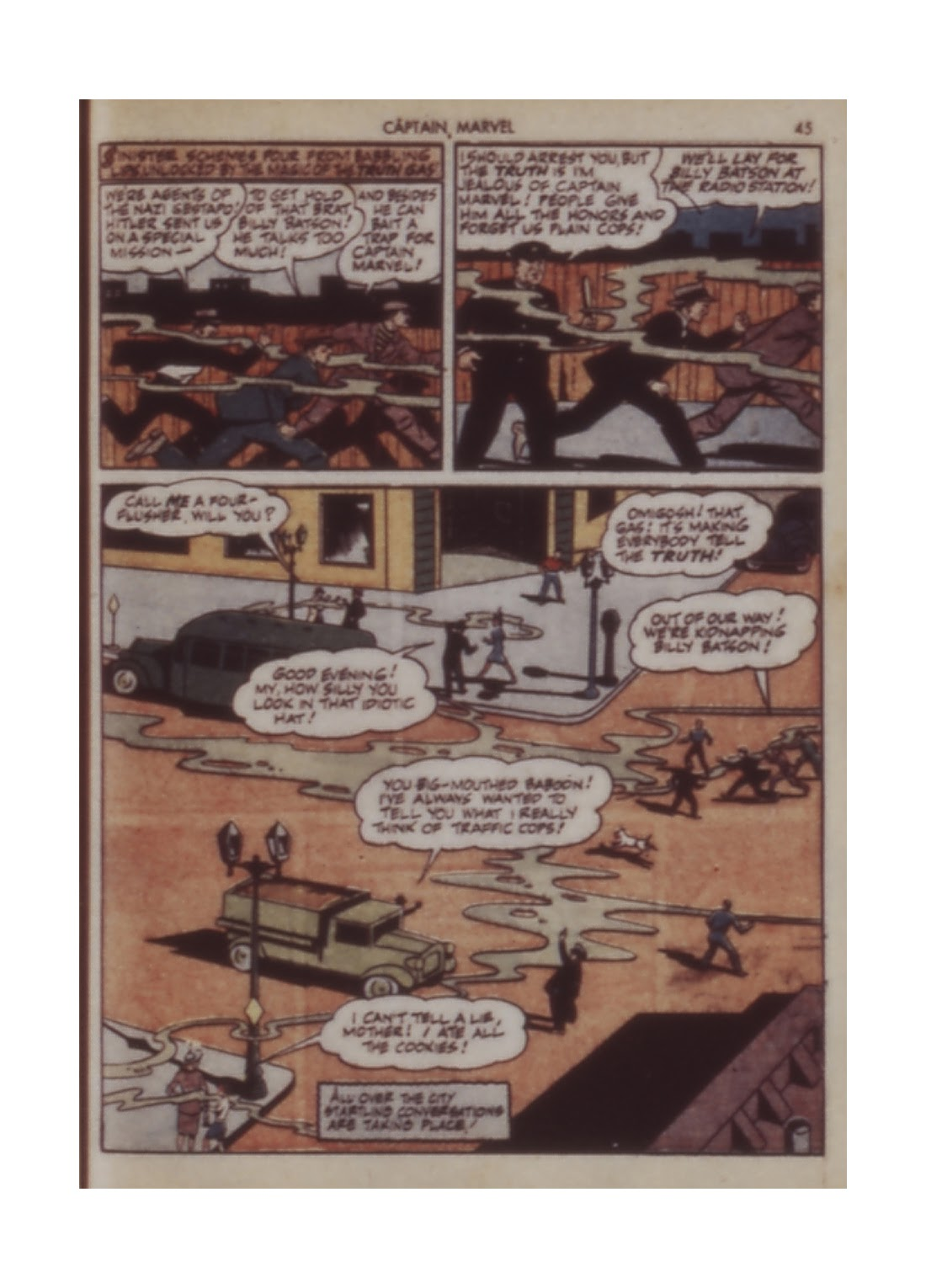 Captain Marvel Adventures issue 12 - Page 45