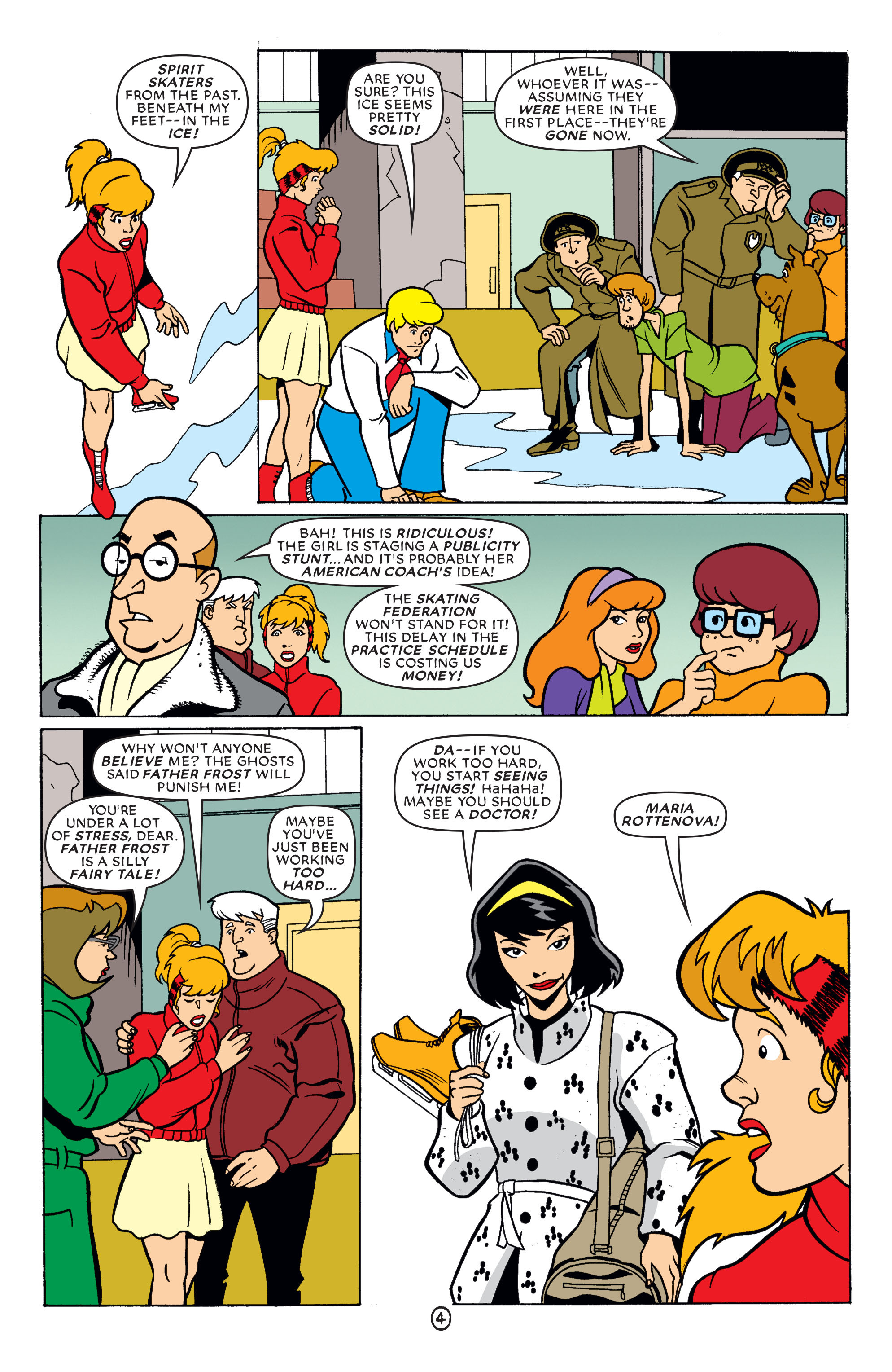 Read online Scooby-Doo (1997) comic -  Issue #67 - 5