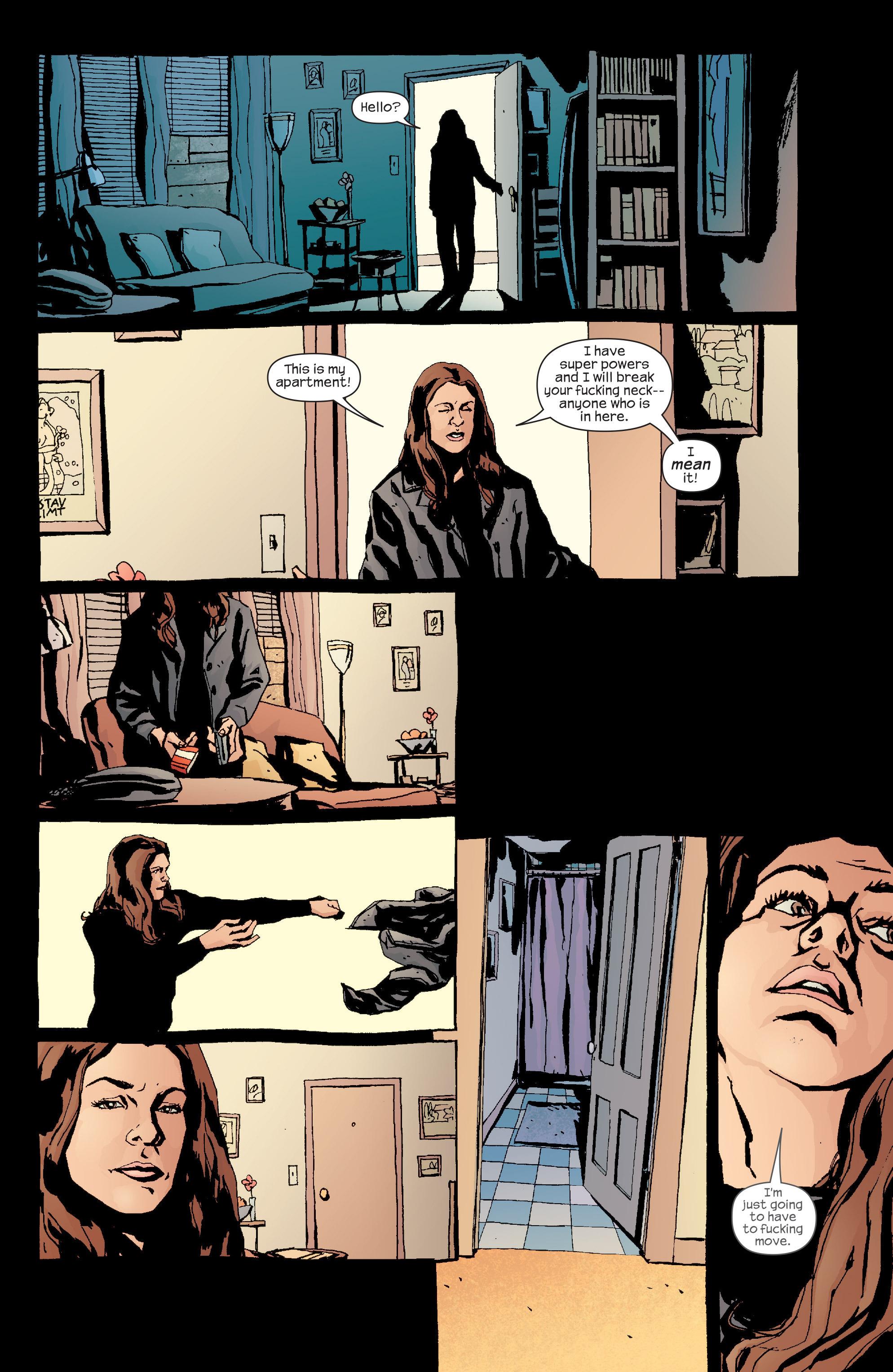 Read online Alias comic -  Issue #18 - 5
