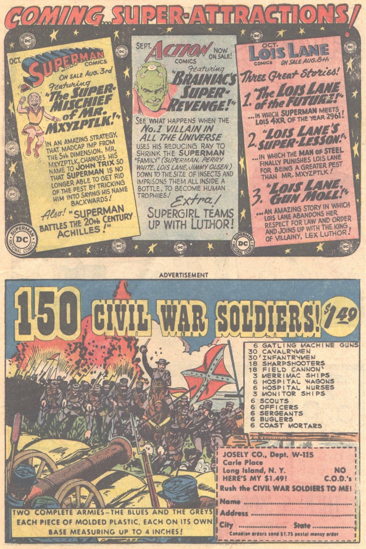 Read online Adventure Comics (1938) comic -  Issue #288 - 17