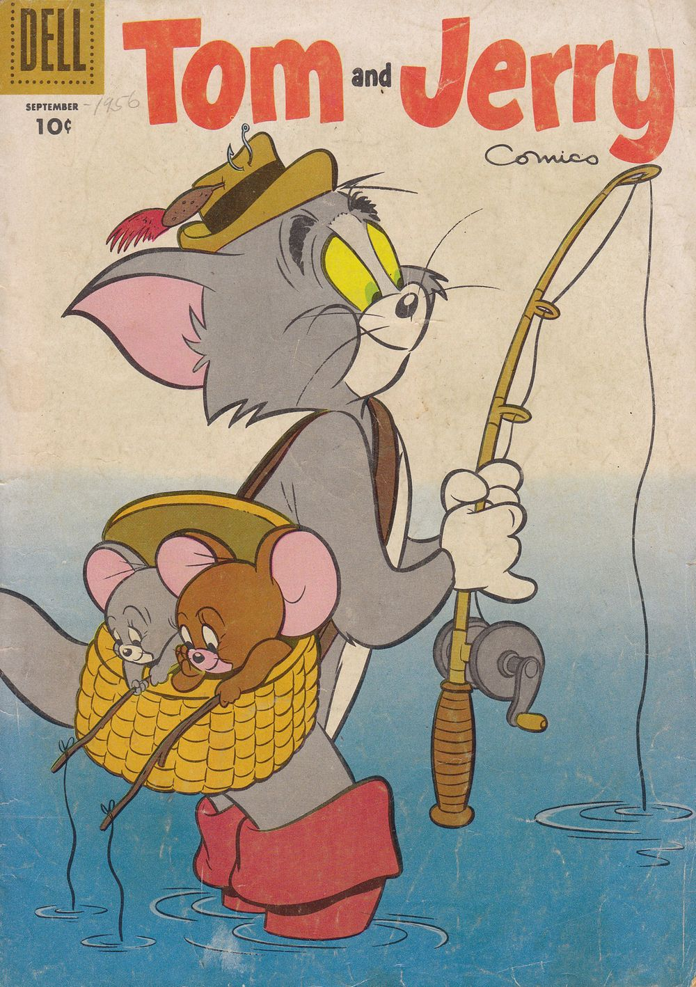 Tom & Jerry Comics issue 146 - Page 1