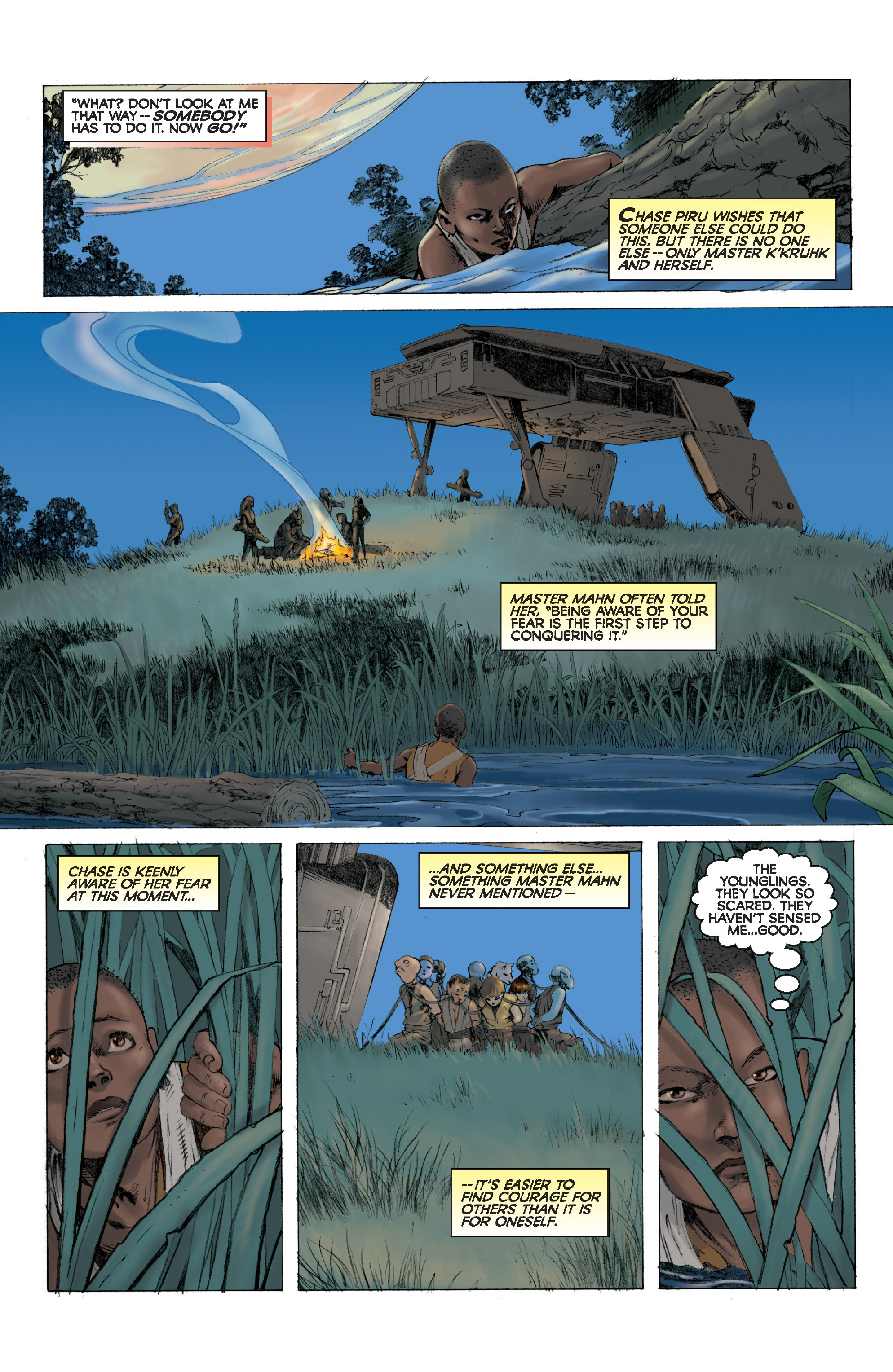 Read online Star Wars Omnibus comic -  Issue # Vol. 31 - 264