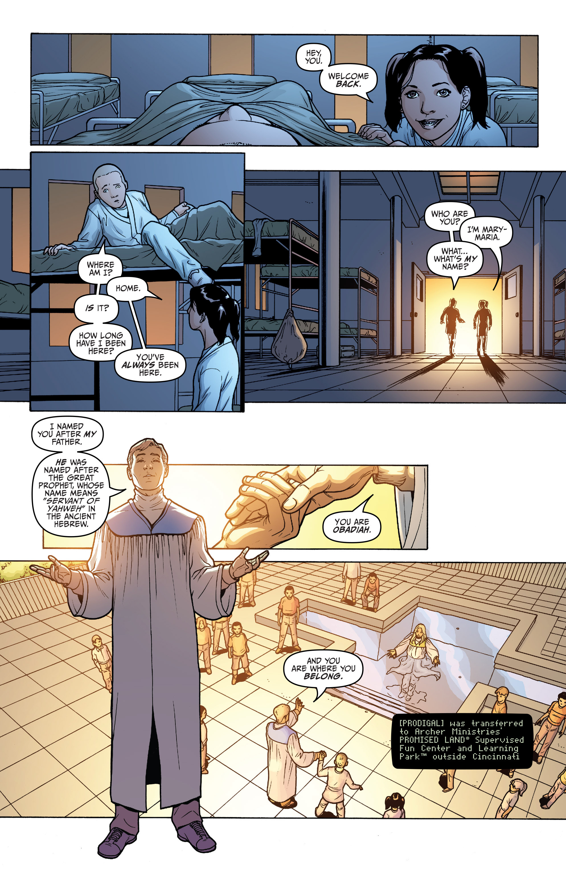 Read online Archer and Armstrong comic -  Issue #Archer and Armstrong _TPB 5 - 15