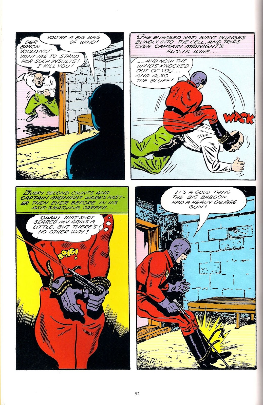 Captain Midnight (1942) issue 6 - Page 24