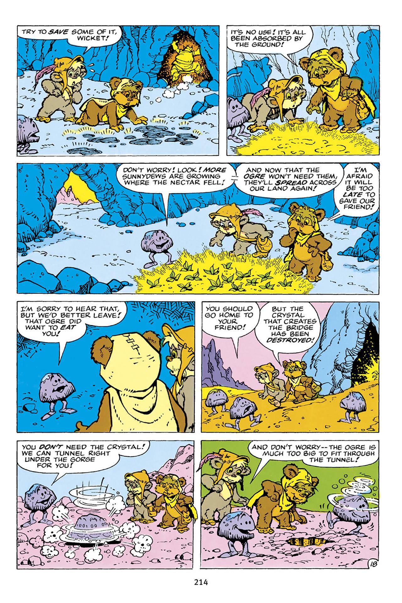 Read online Star Wars Omnibus comic -  Issue # Vol. 23 - 213
