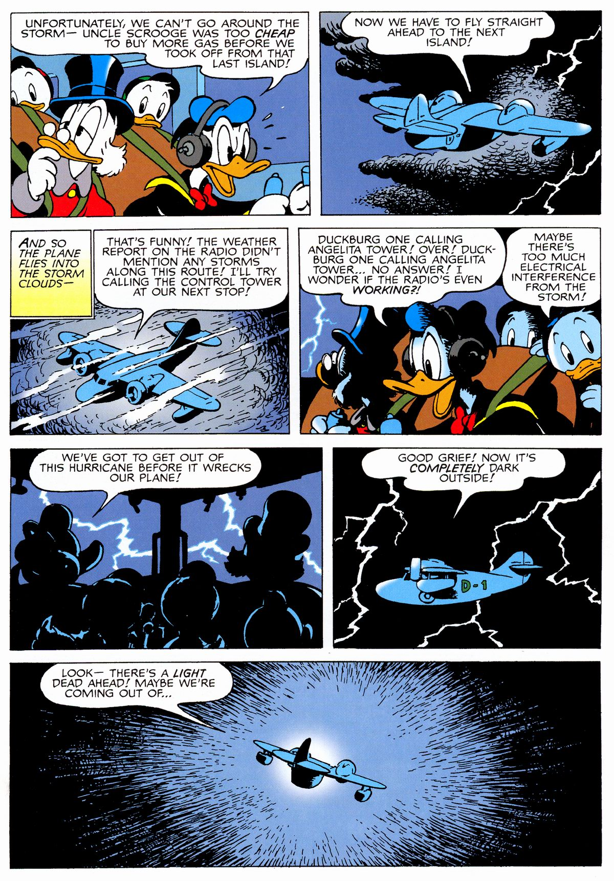 Read online Uncle Scrooge (1953) comic -  Issue #326 - 5