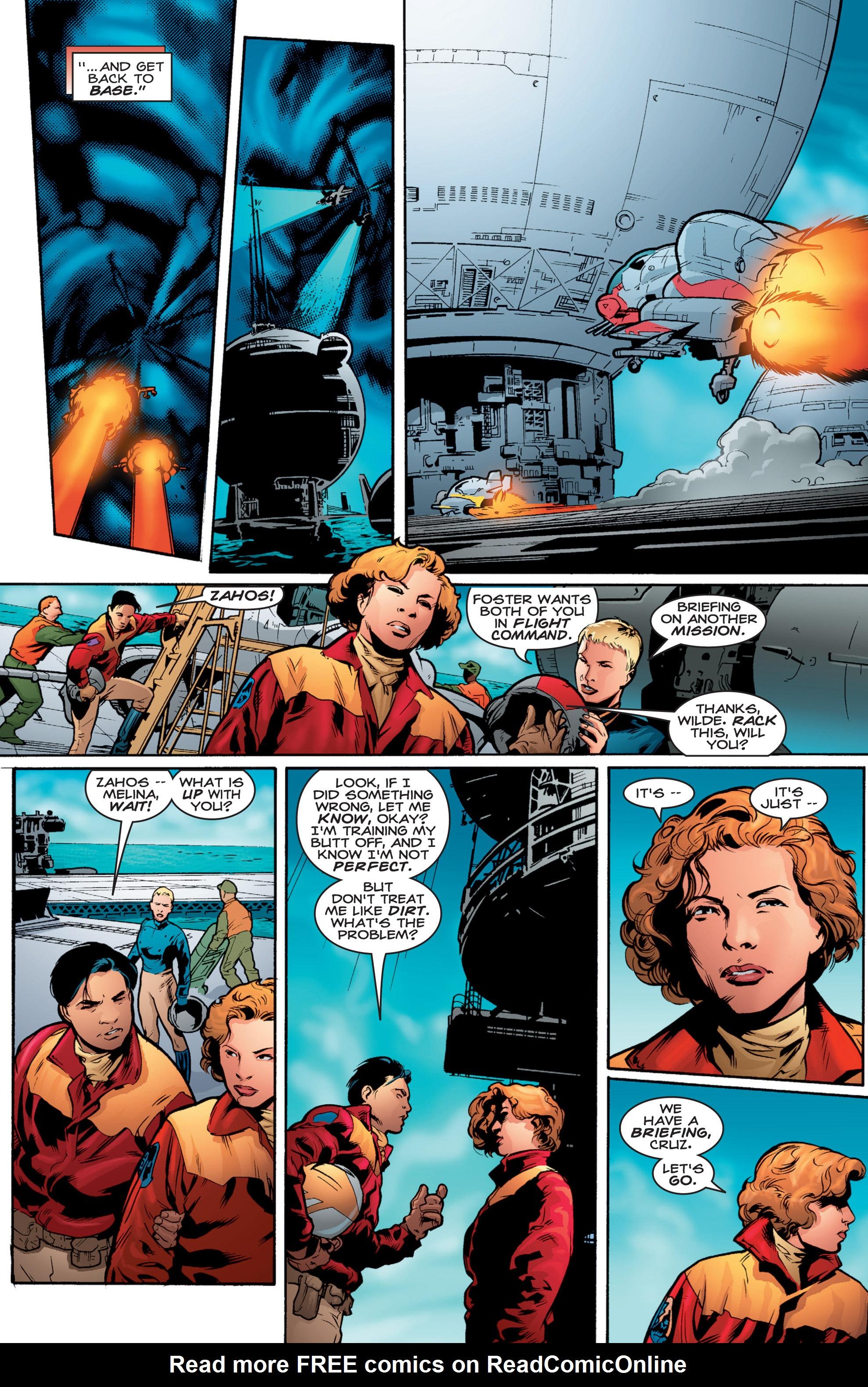 Read online Shockrockets comic -  Issue # TPB - 62