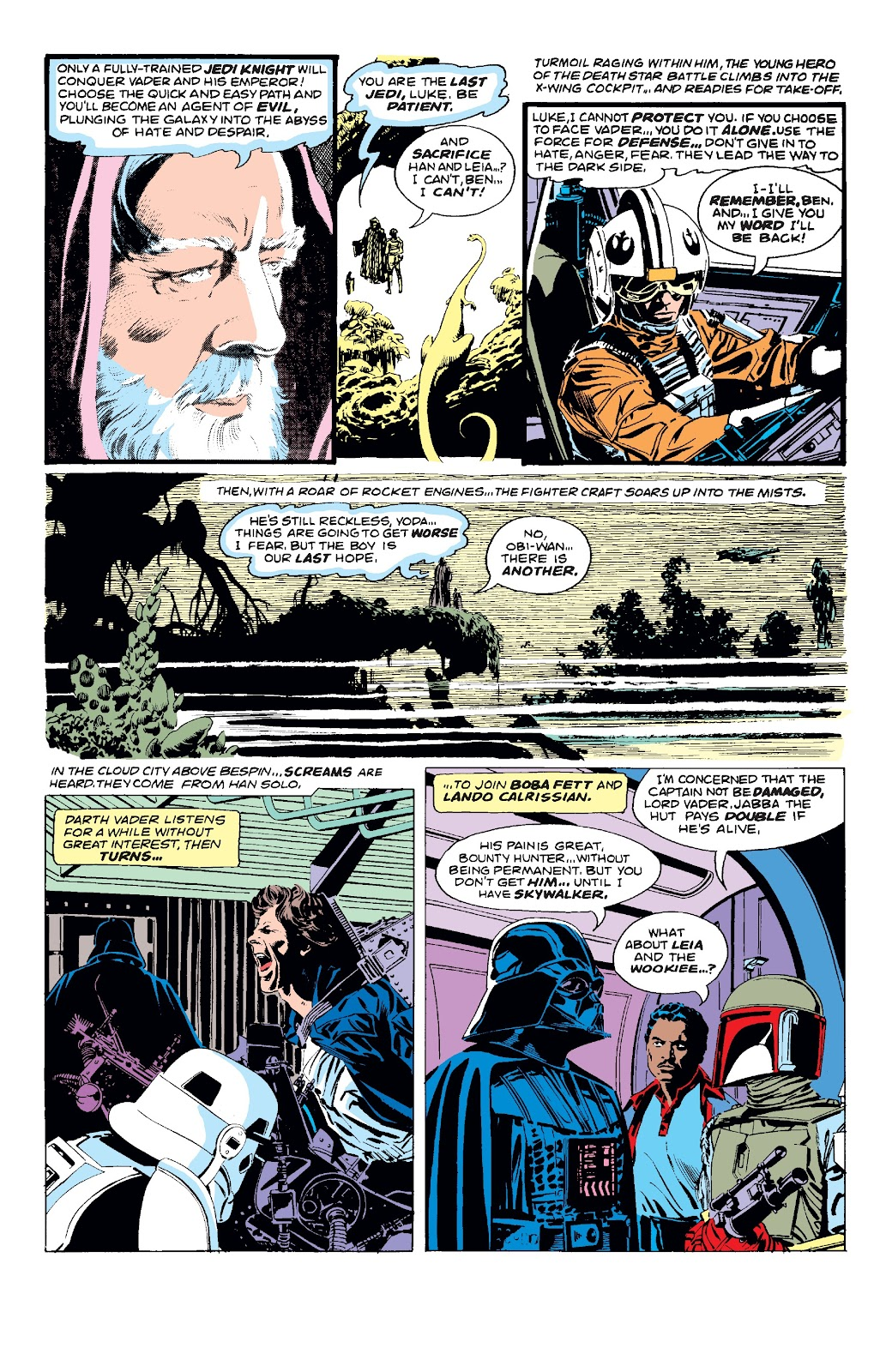 Read online Star Wars Legends: The Original Marvel Years - Epic Collection comic -  Issue # TPB 3 (Part 1) - 89