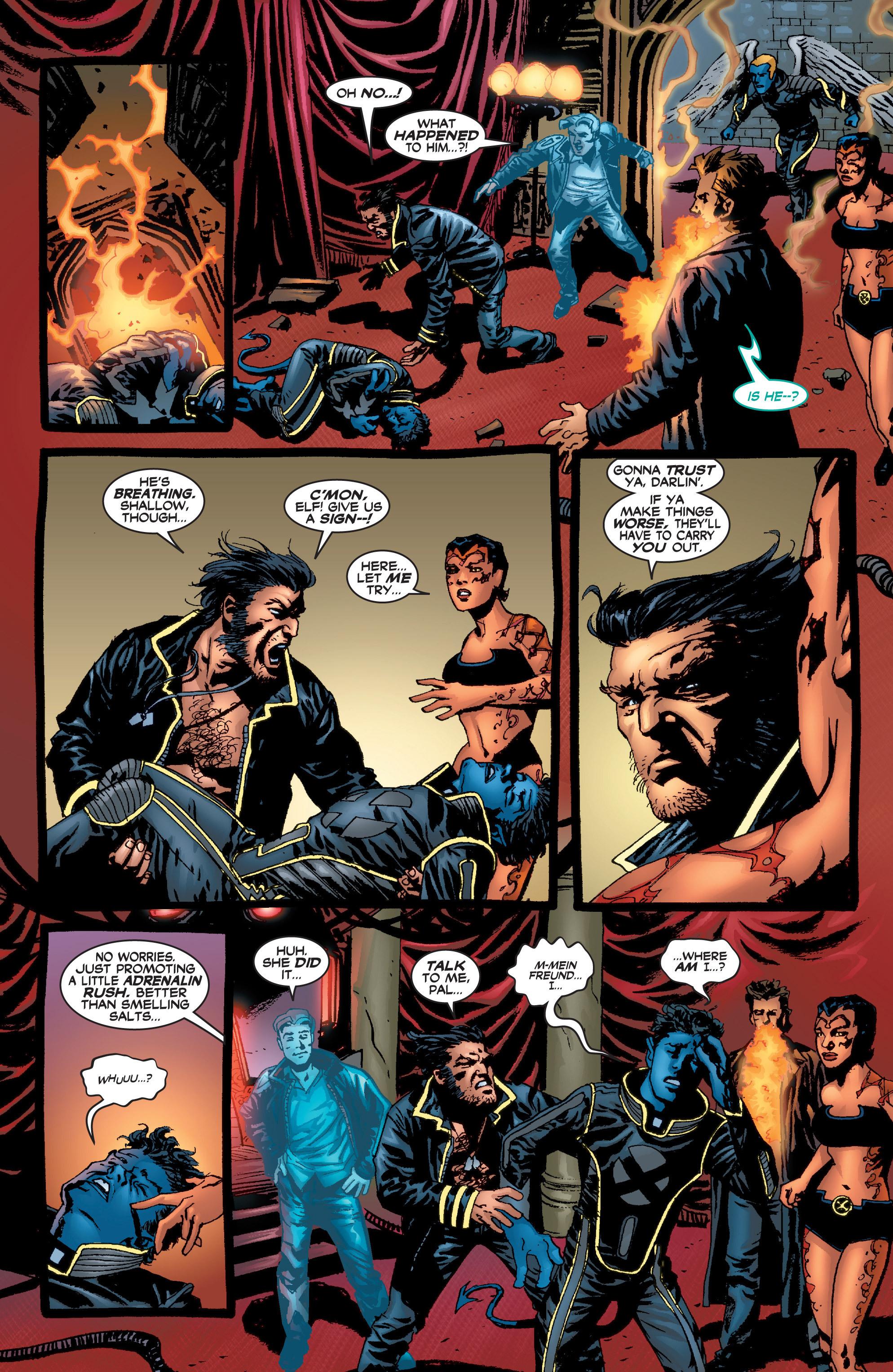 Read online Uncanny X-Men (1963) comic -  Issue #400 - 42