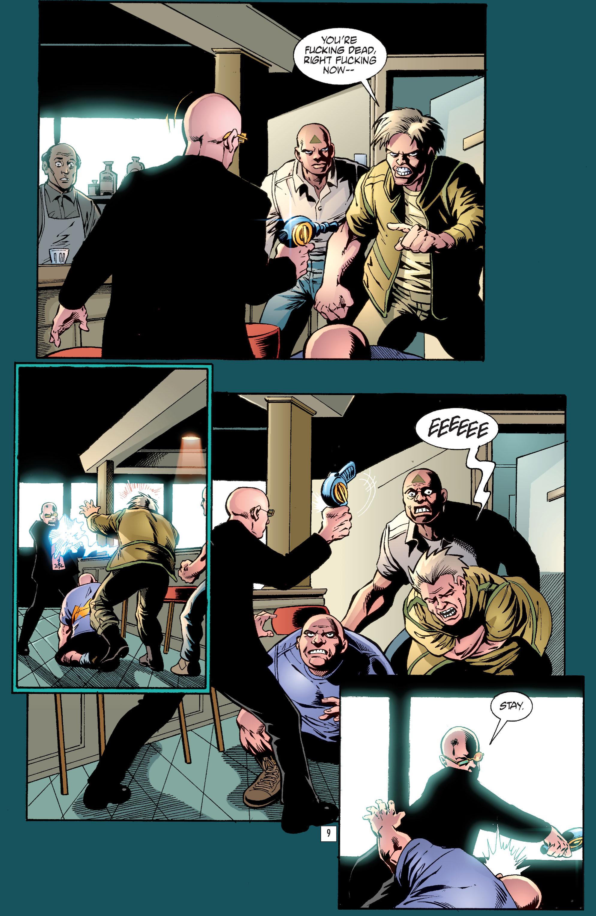 Read online Transmetropolitan comic -  Issue #34 - 10