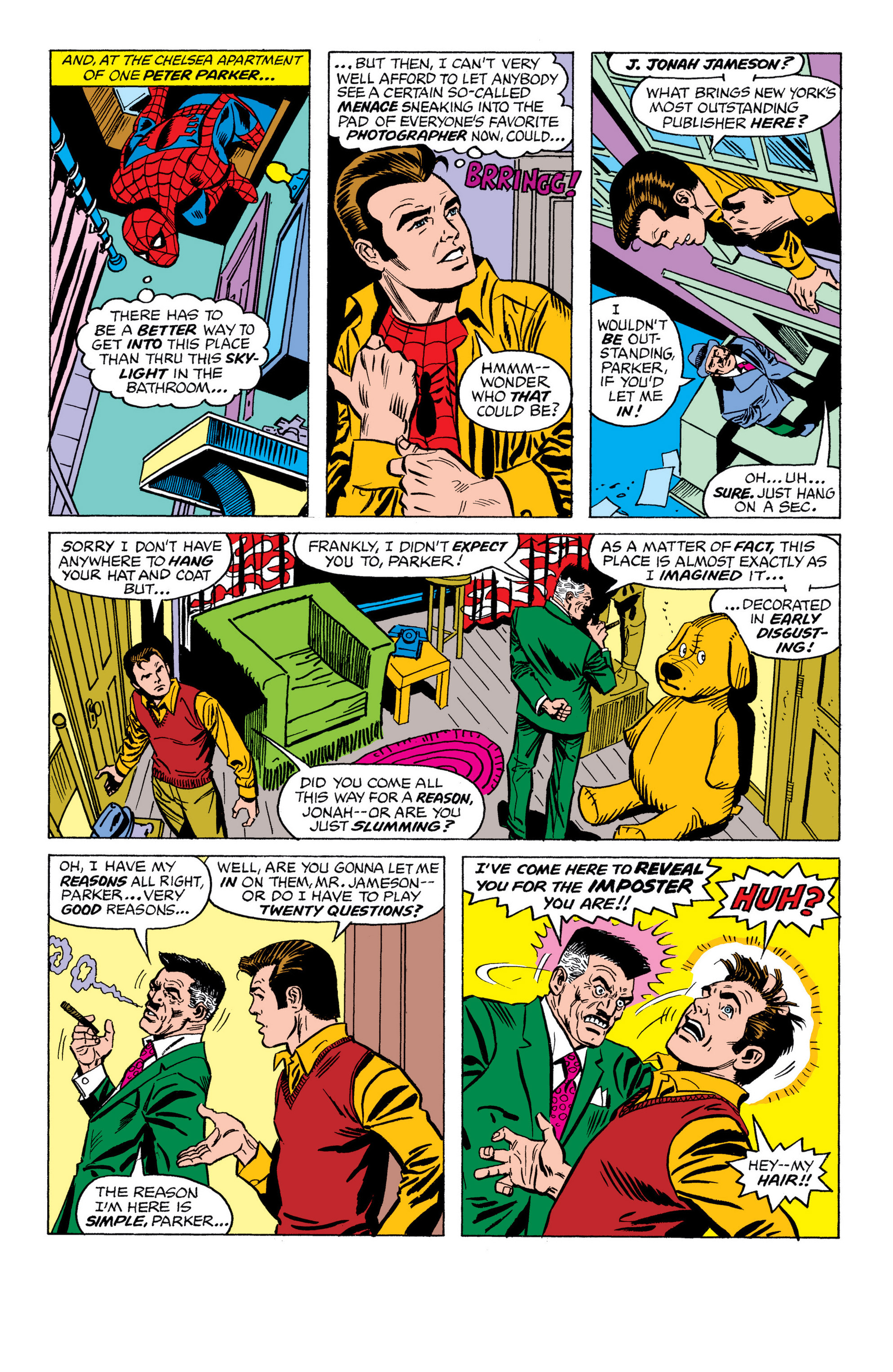 The Amazing Spider-Man (1963) 169 Page 6