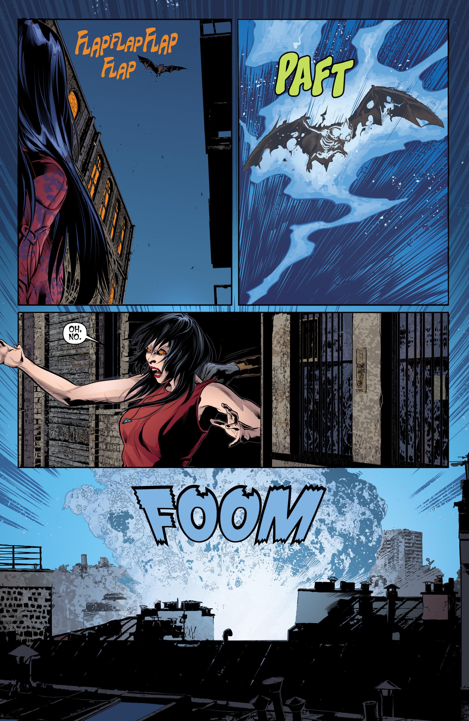 Read online Angel & Faith Season 10 comic -  Issue #19 - 7