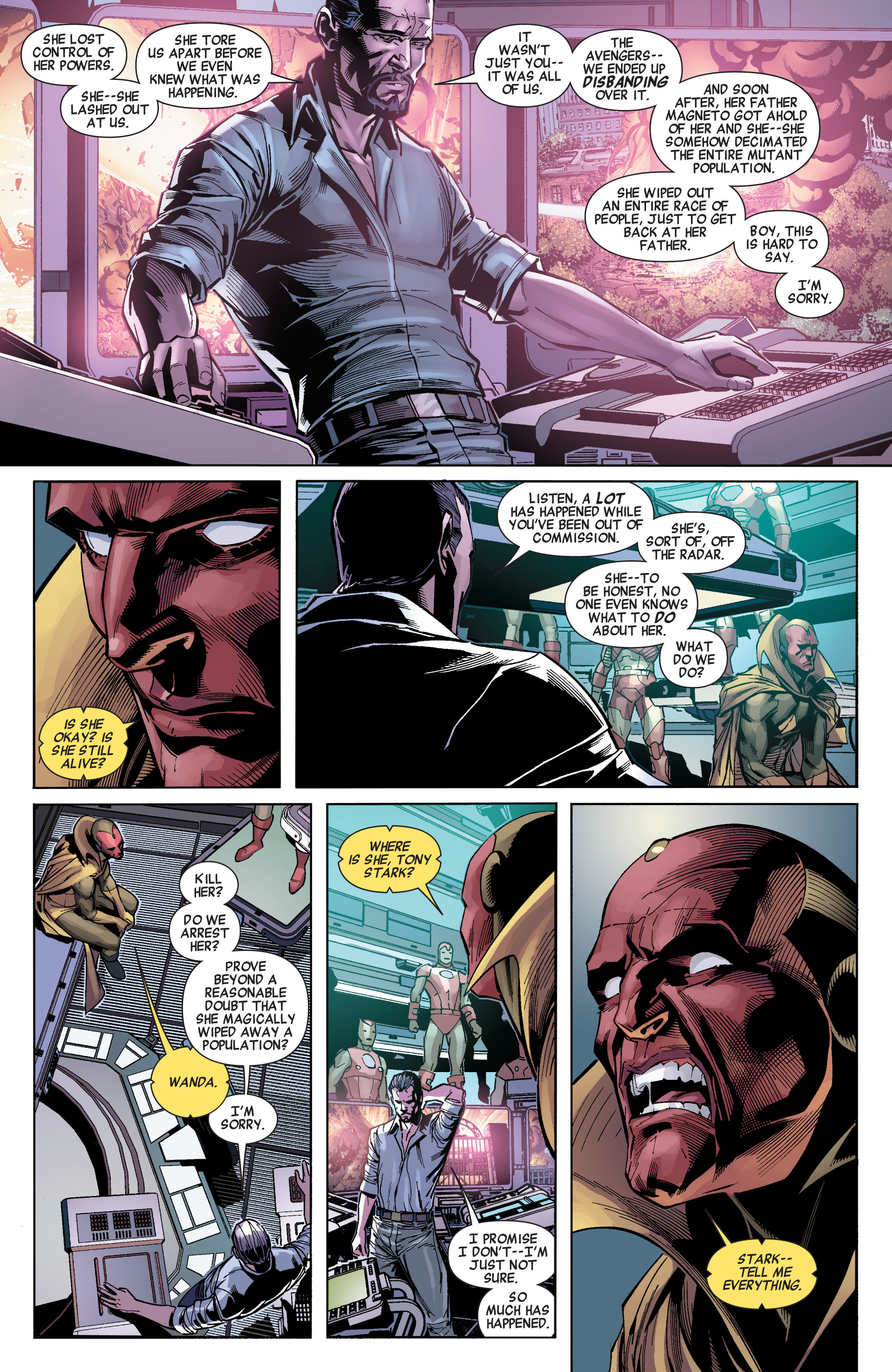 Read online Avengers (2010) comic -  Issue #24.1 - 6