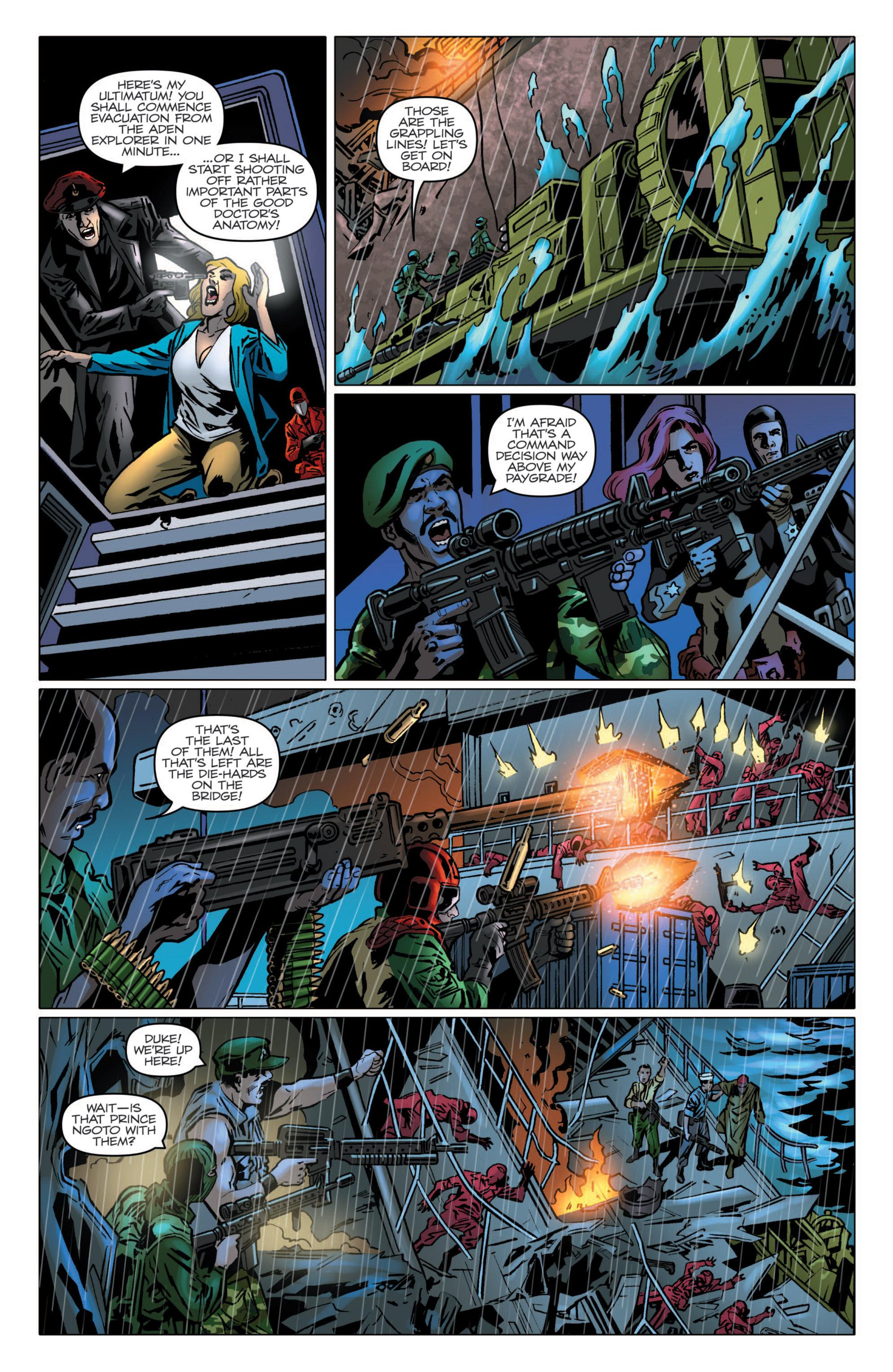 G.I. Joe: A Real American Hero 189 Page 19