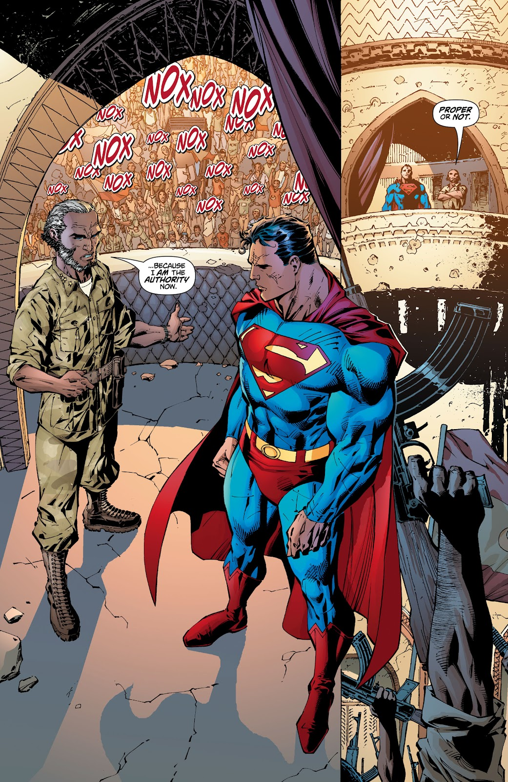 Read online Superman: For Tomorrow comic -  Issue # TPB (Part 1) - 72