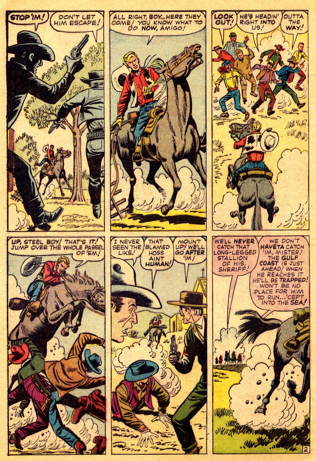 Kid Colt Outlaw issue 109 - Page 4