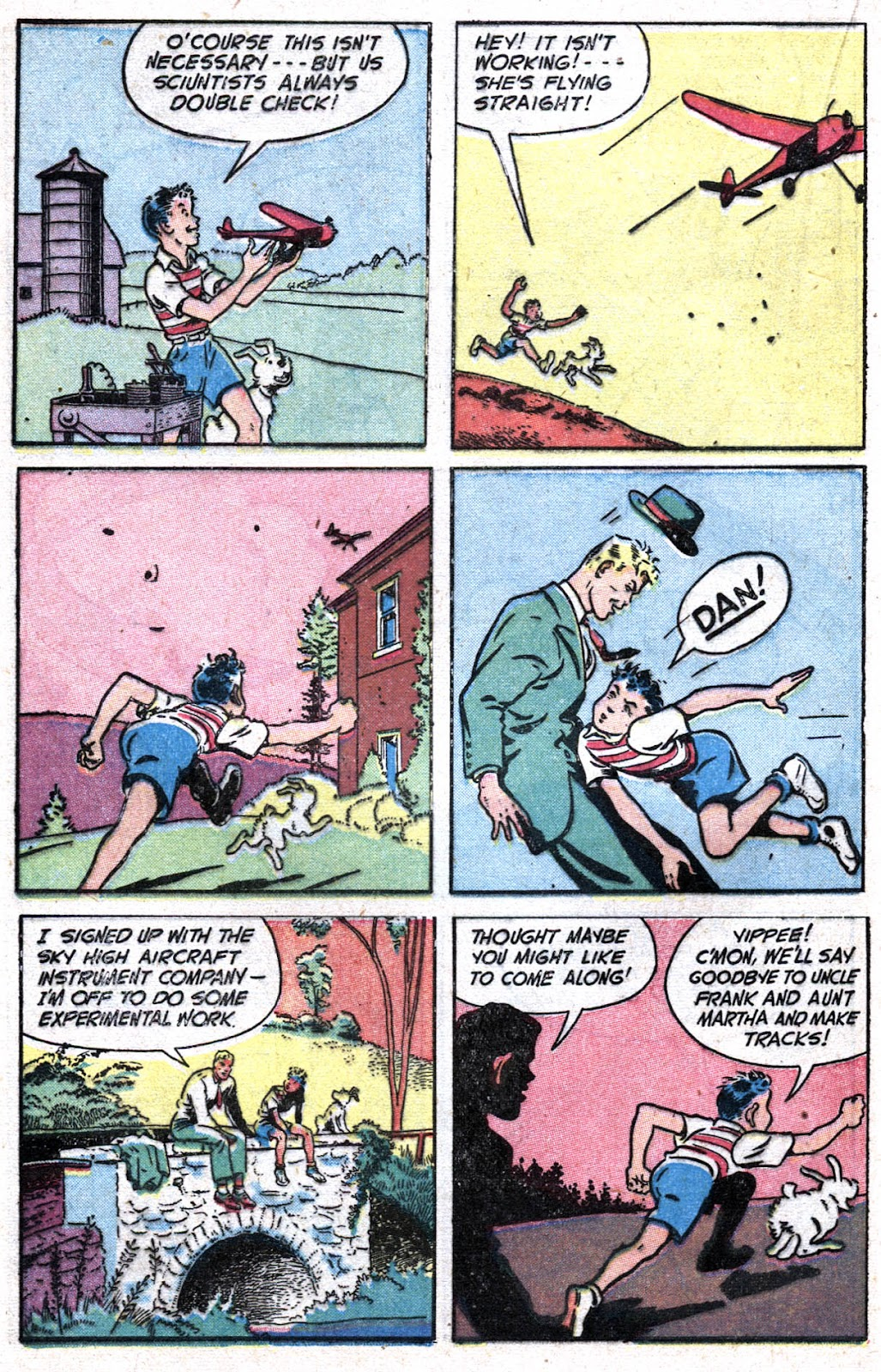Read online Famous Funnies comic -  Issue #164 - 32