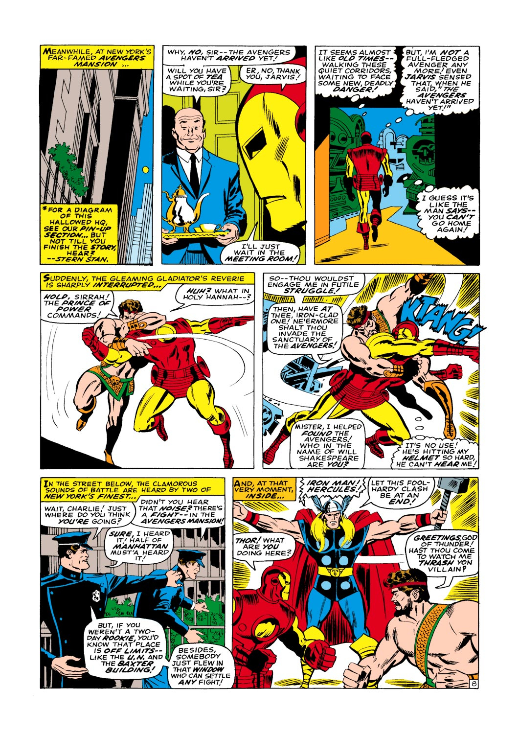 The Avengers (1963) _Annual_1 Page 8