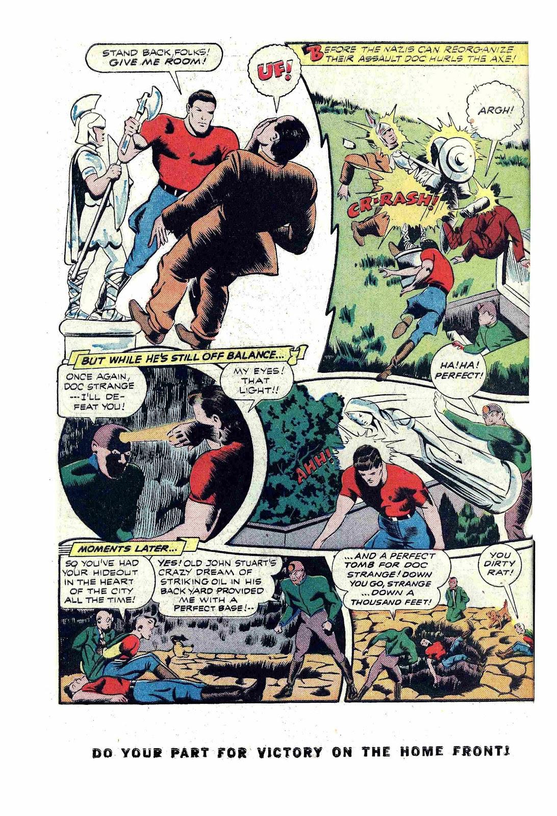 Read online America's Best Comics comic -  Issue #13 - 46