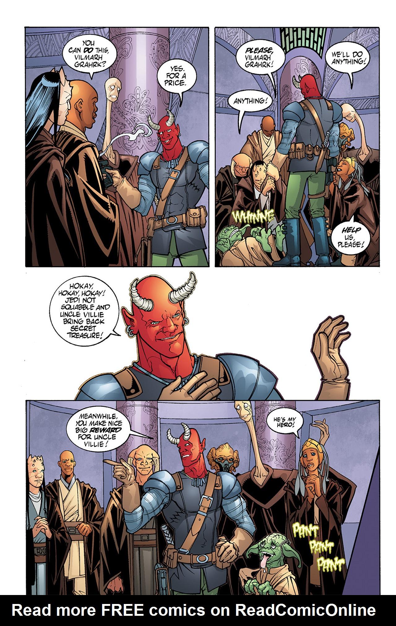 Read online Star Wars Omnibus comic -  Issue # Vol. 15.5 - 117