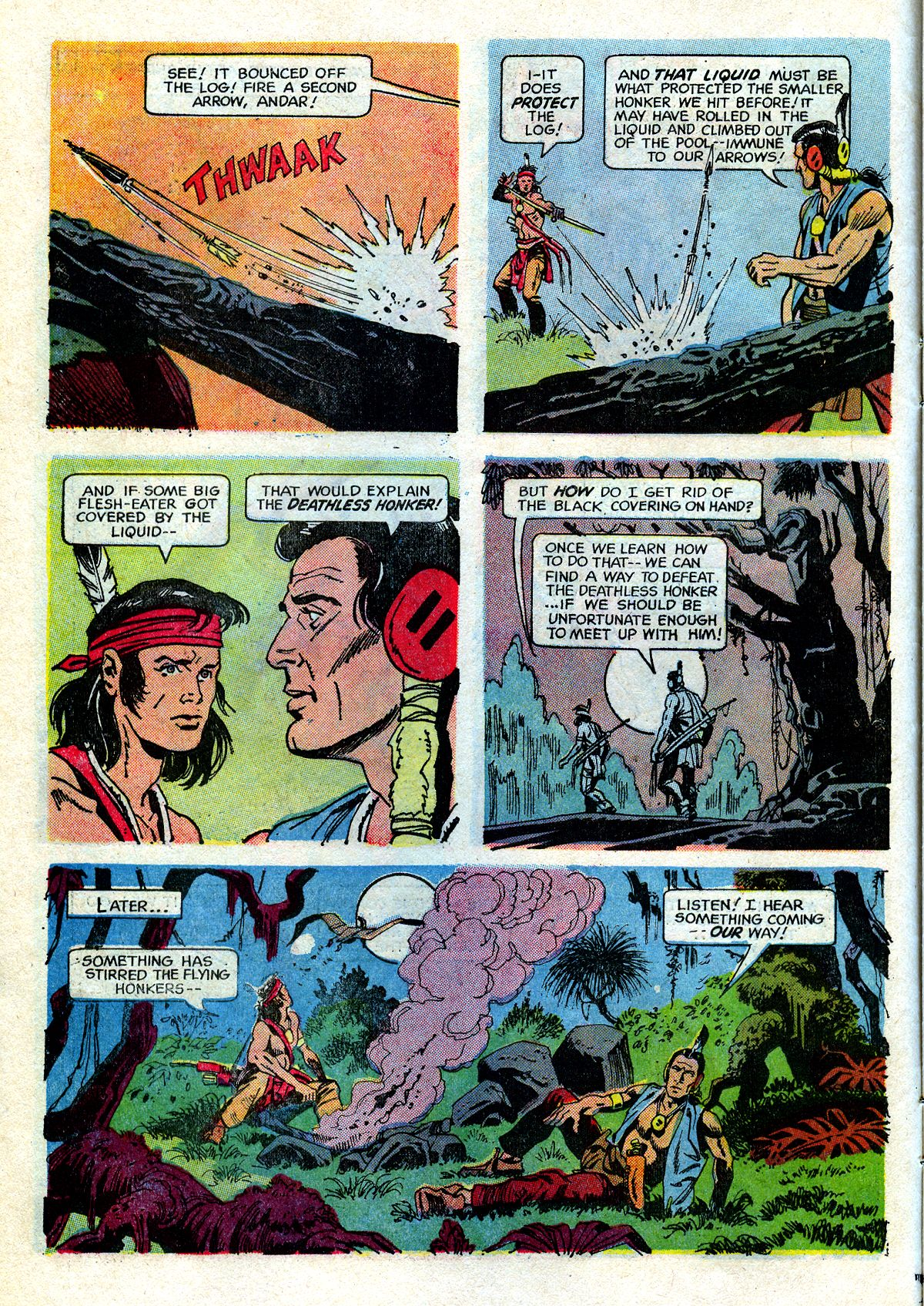 Read online Turok, Son of Stone comic -  Issue #72 - 10