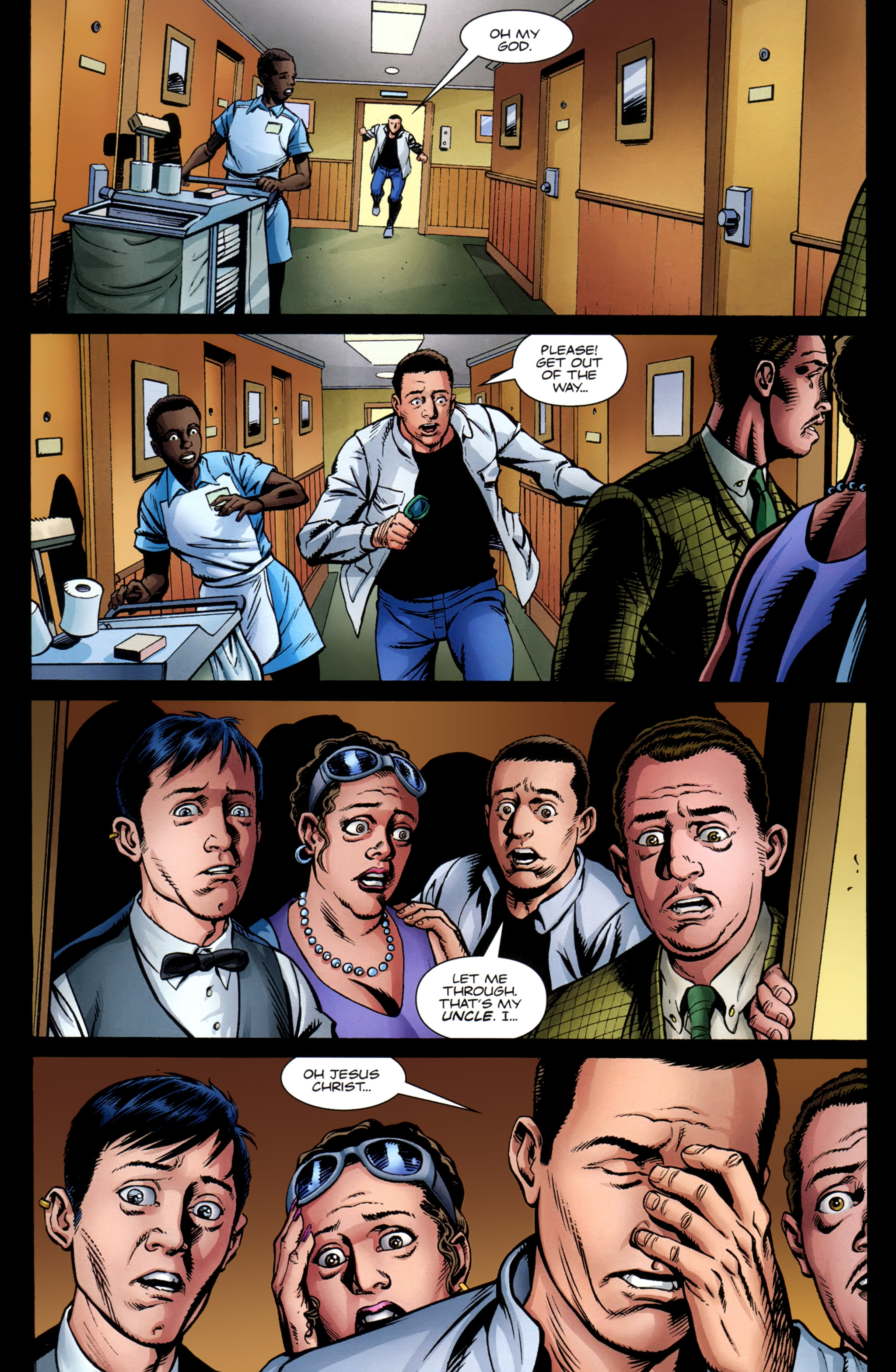 Read online Secret Service comic -  Issue #6 - 3