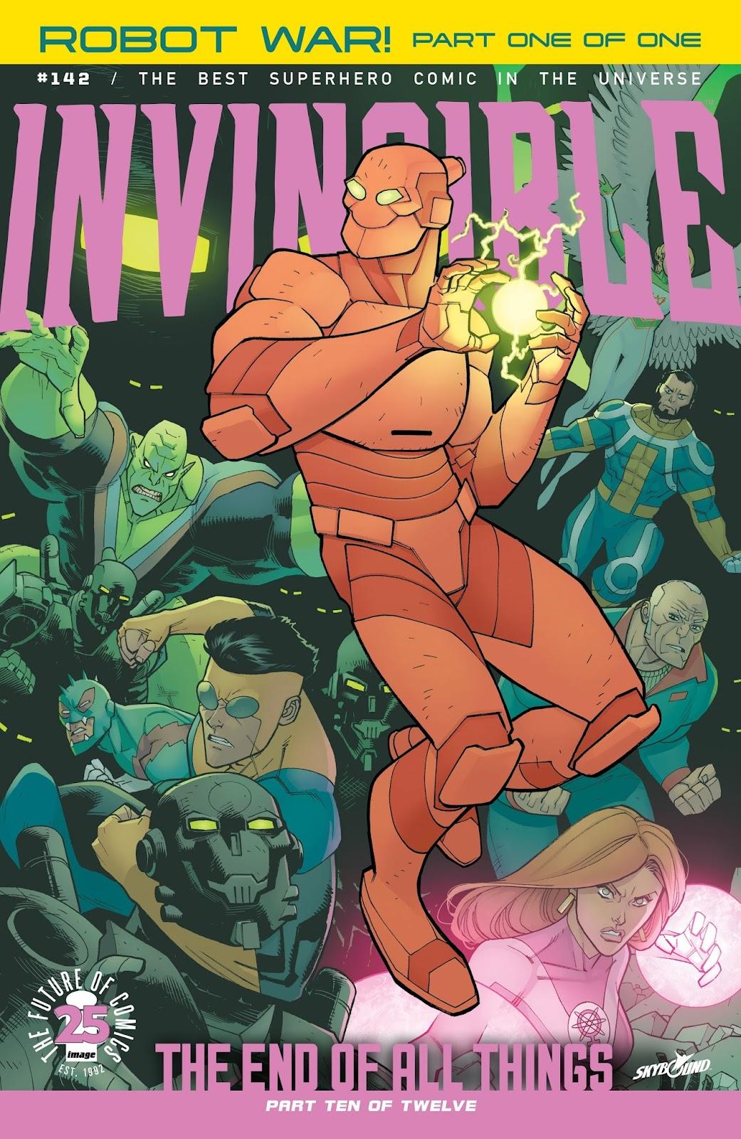Invincible (2003) 142 Page 1