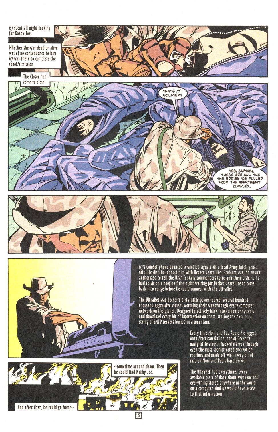 Read online Xero comic -  Issue #7 - 14