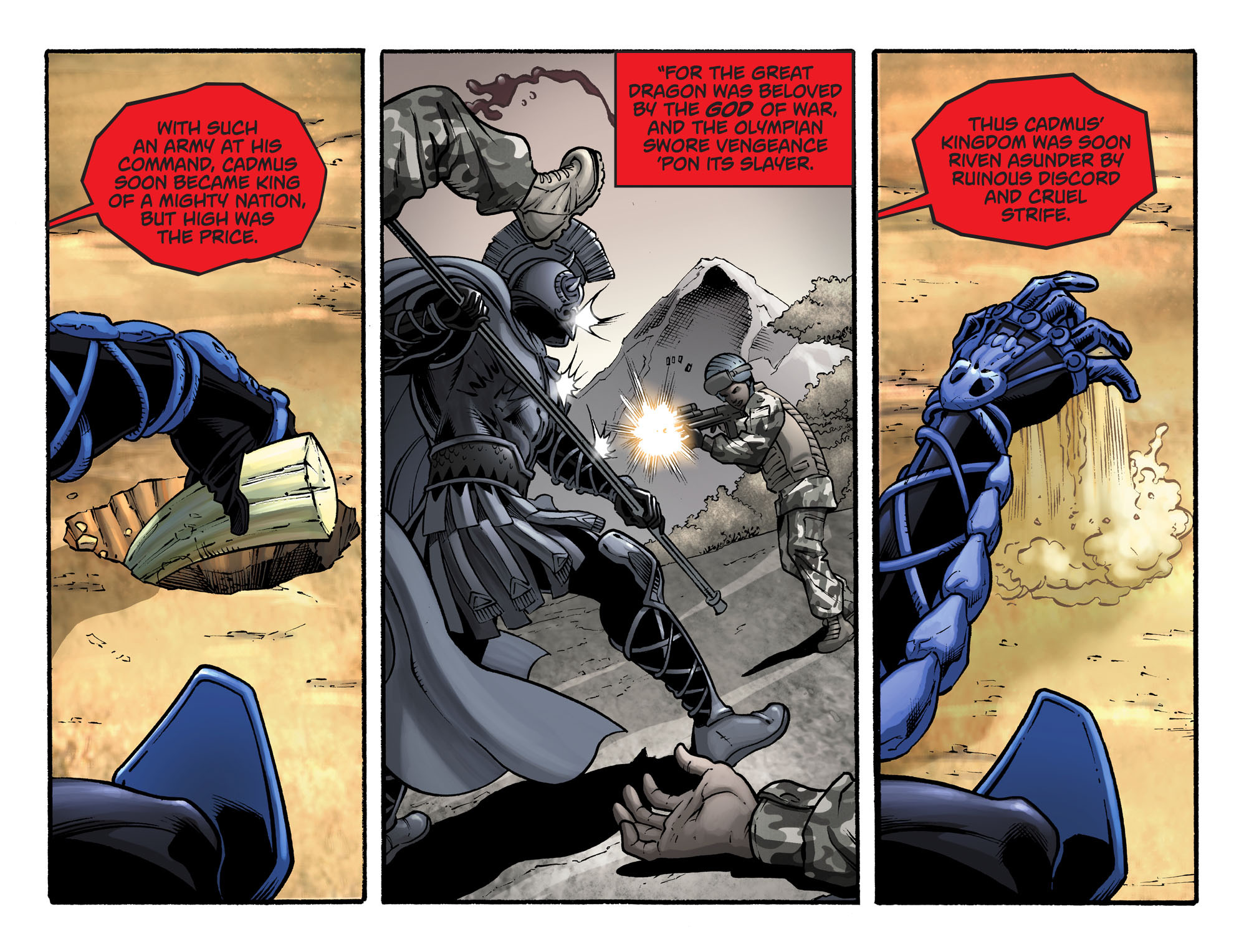 Read online Sensation Comics Featuring Wonder Woman comic -  Issue #34 - 4