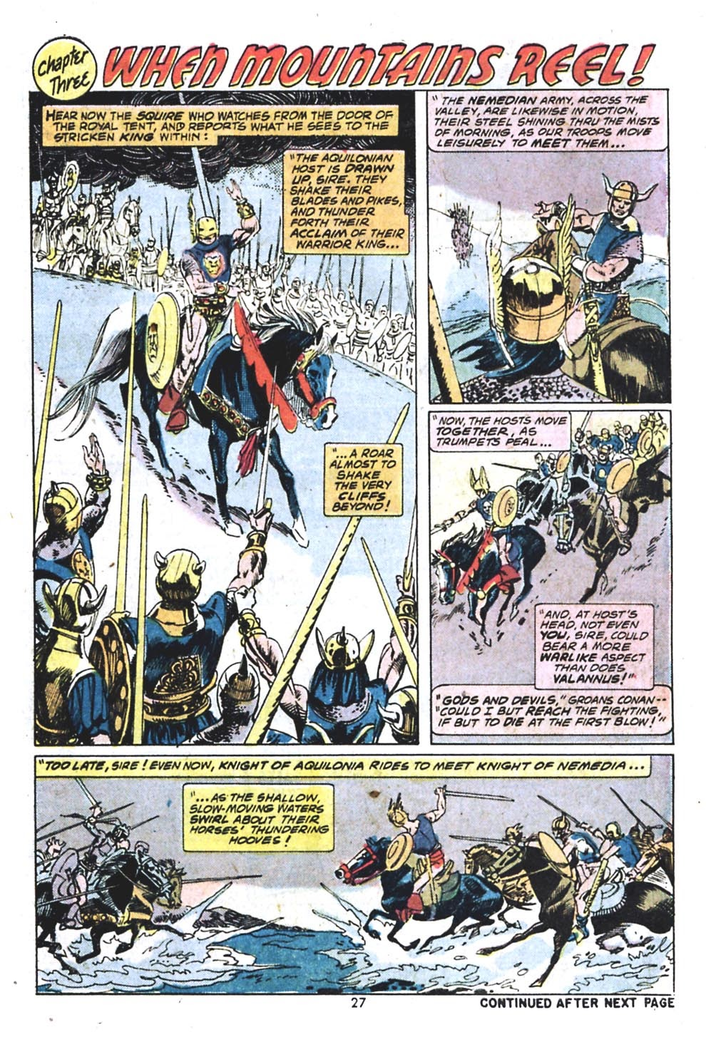 Giant-Size Conan issue 1 - Page 23