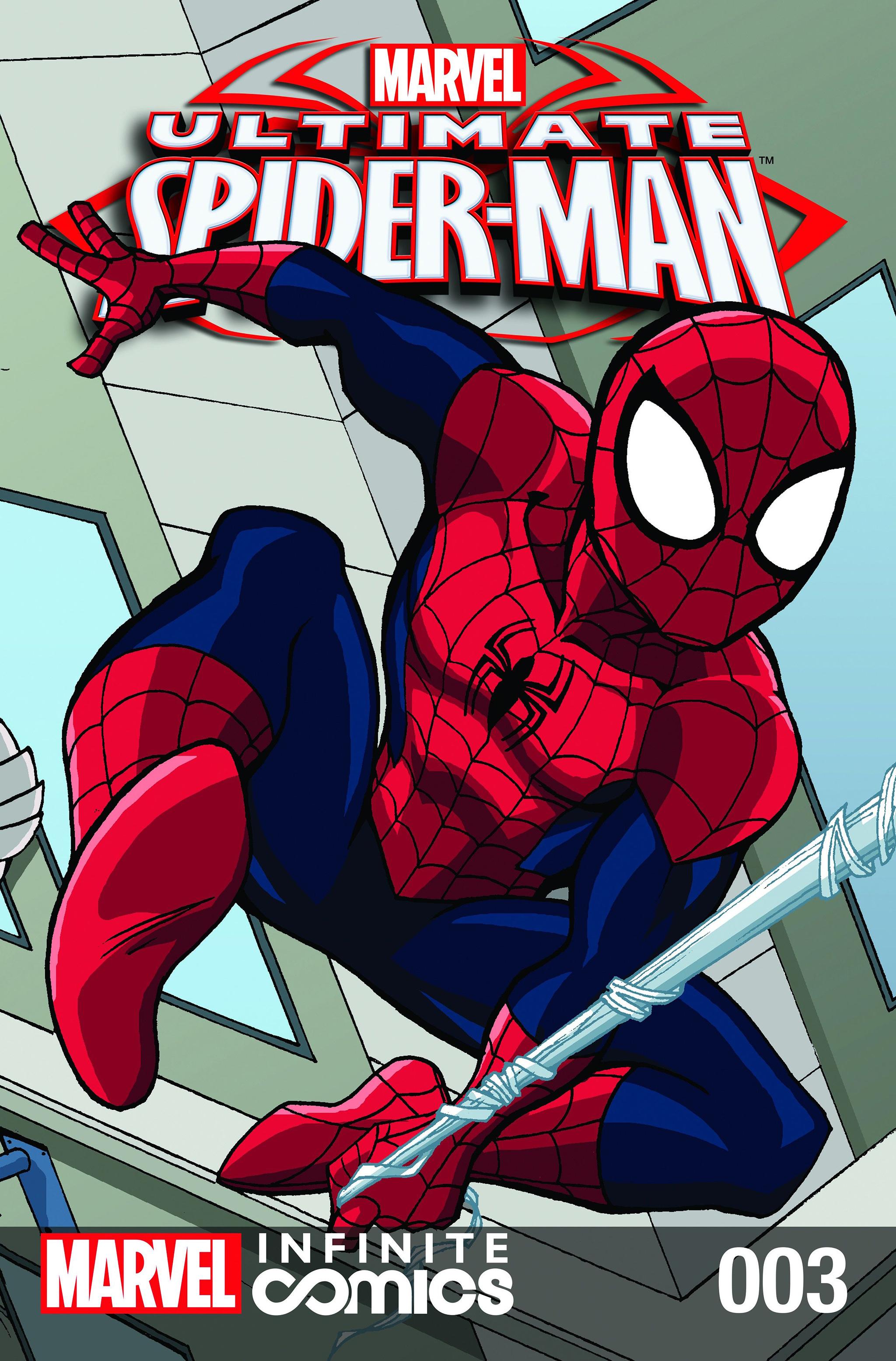 Read online Ultimate Spider-Man (Infinite Comics) (2015) comic -  Issue #3 - 2