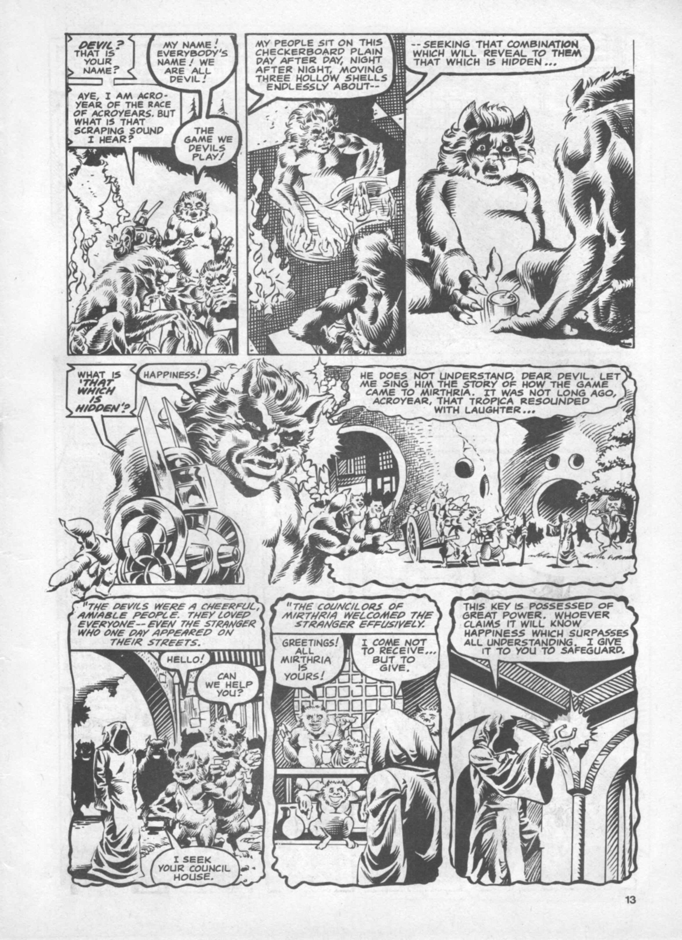 Read online Future Tense comic -  Issue #40 - 13