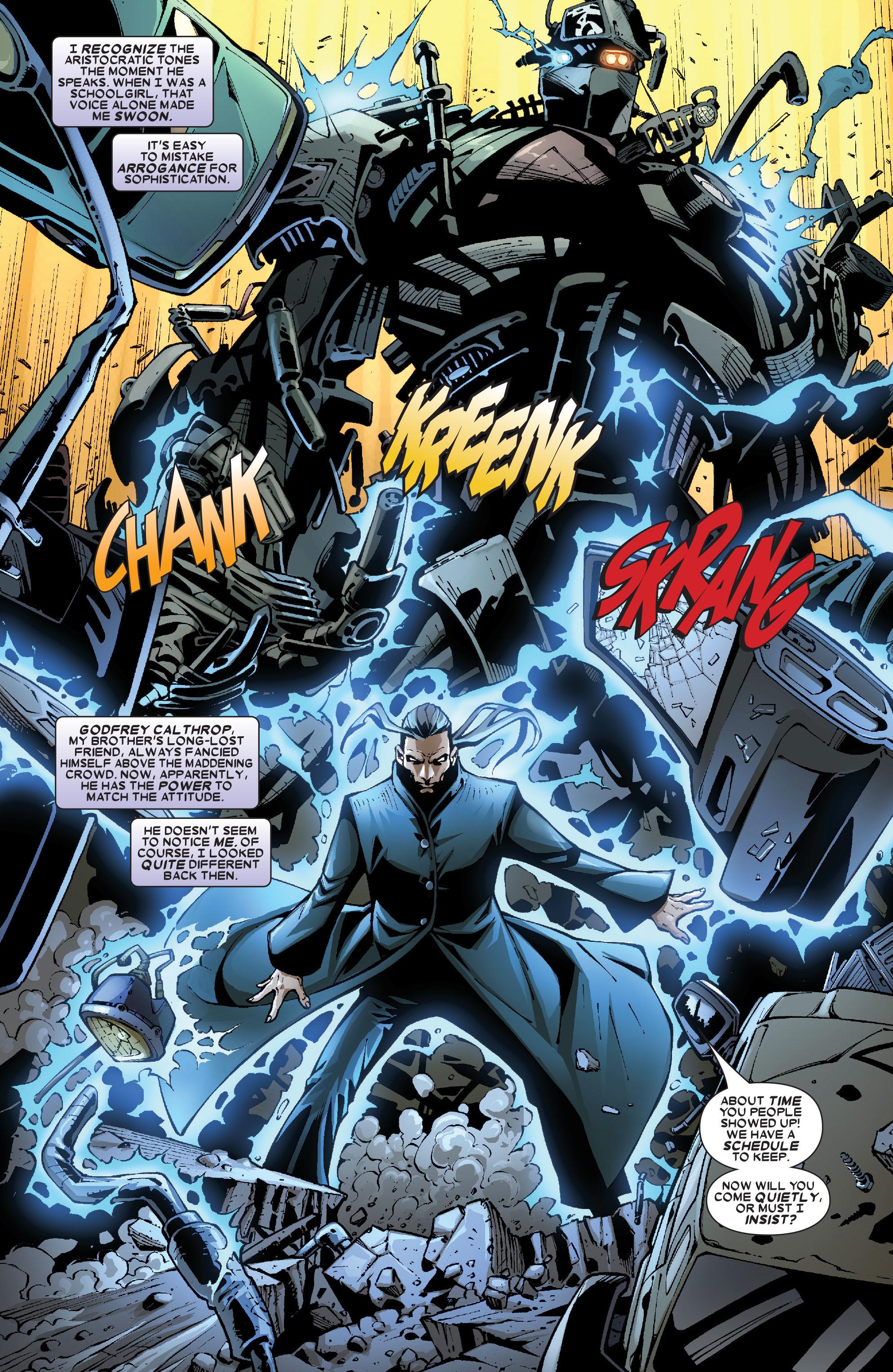Uncanny X-Men (1963) 473 Page 14