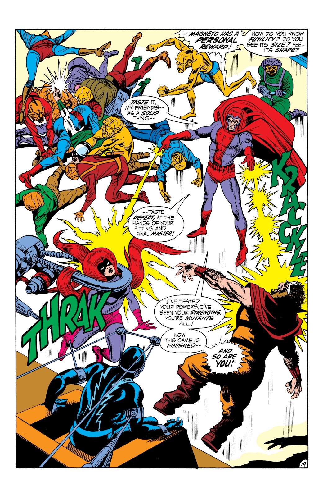 Read online Marvel Masterworks: The Inhumans comic -  Issue # TPB 1 (Part 2) - 76