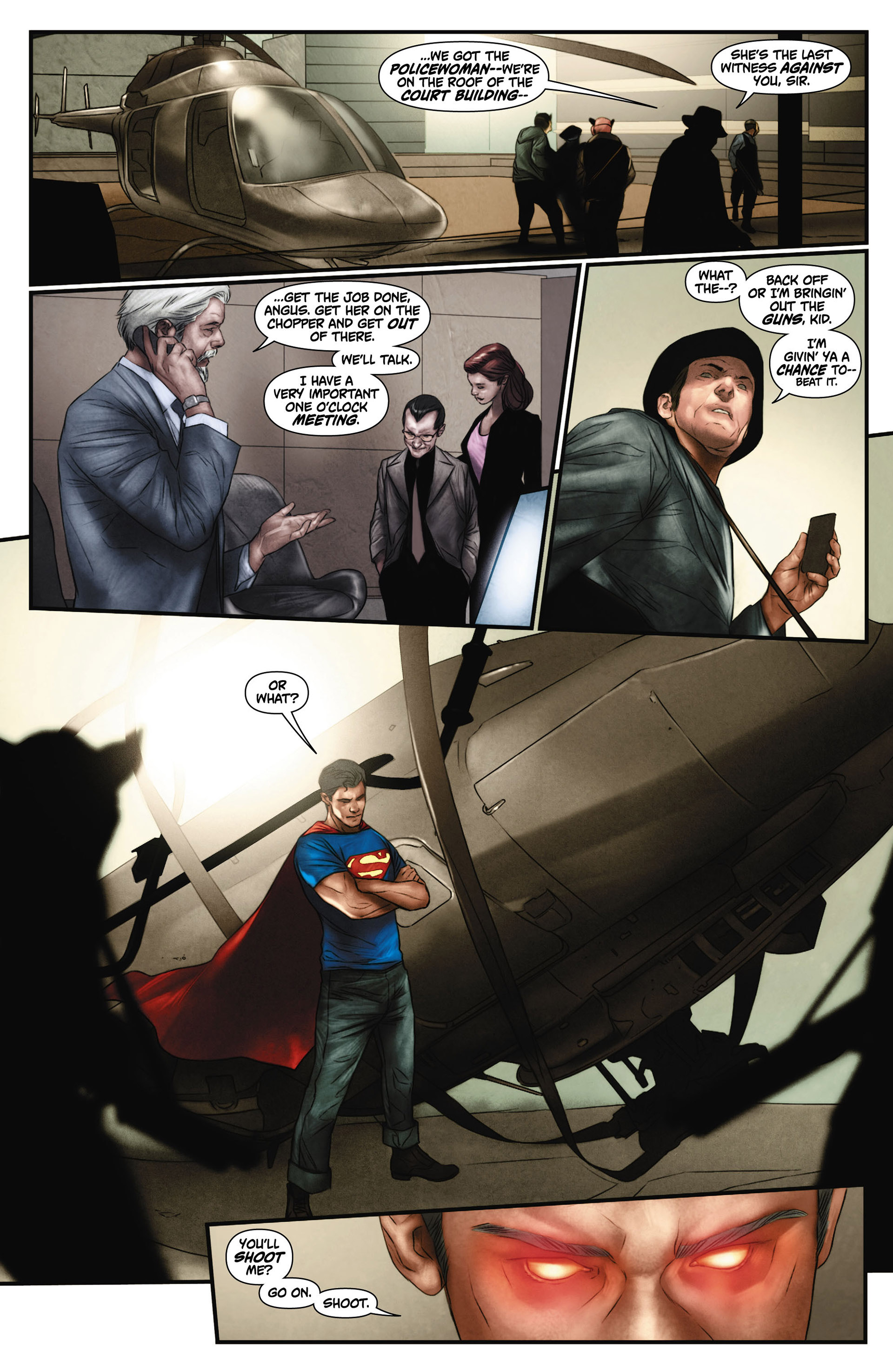Read online Action Comics (2011) comic -  Issue #0 - 6