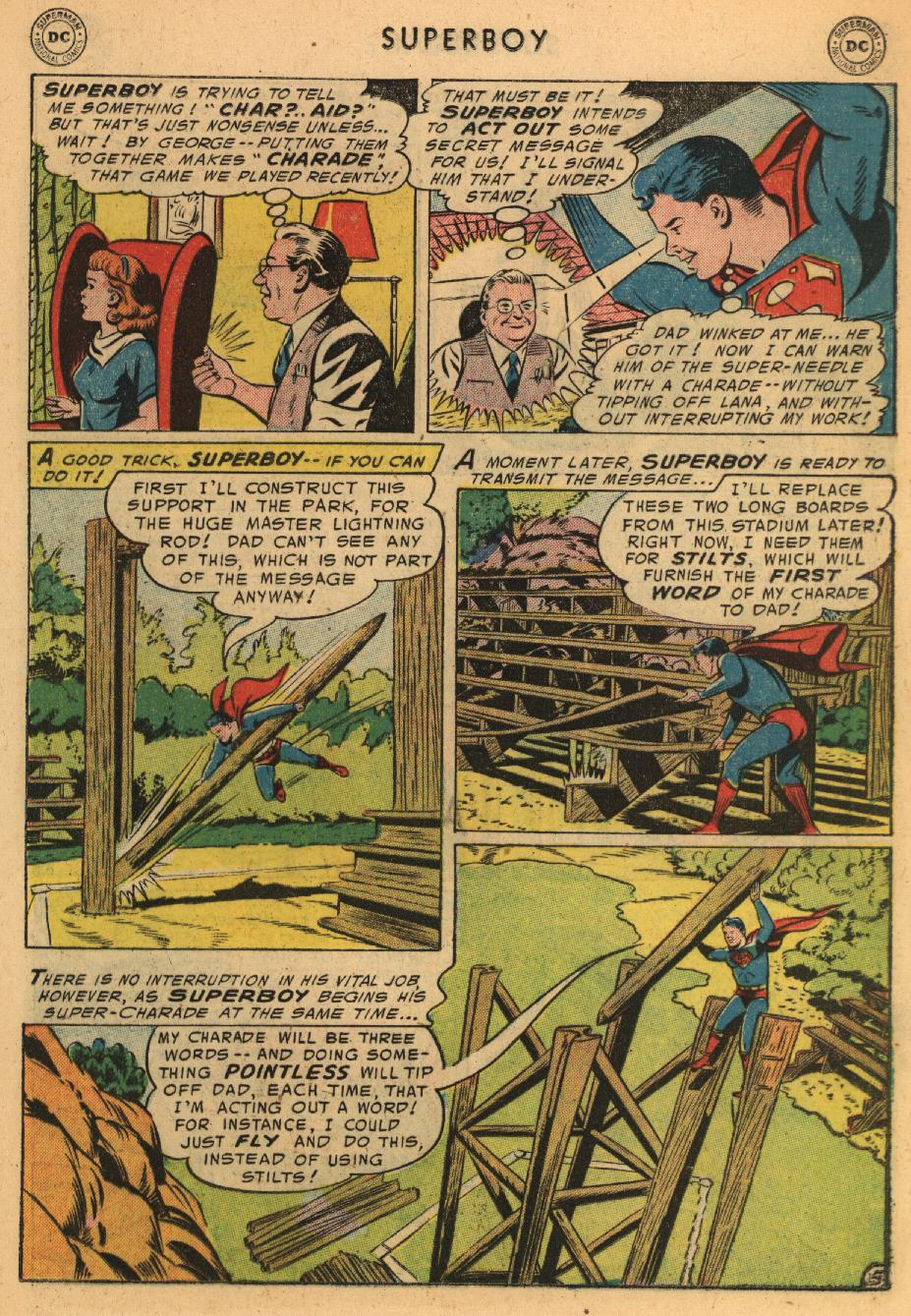 Superboy (1949) issue 45 - Page 14