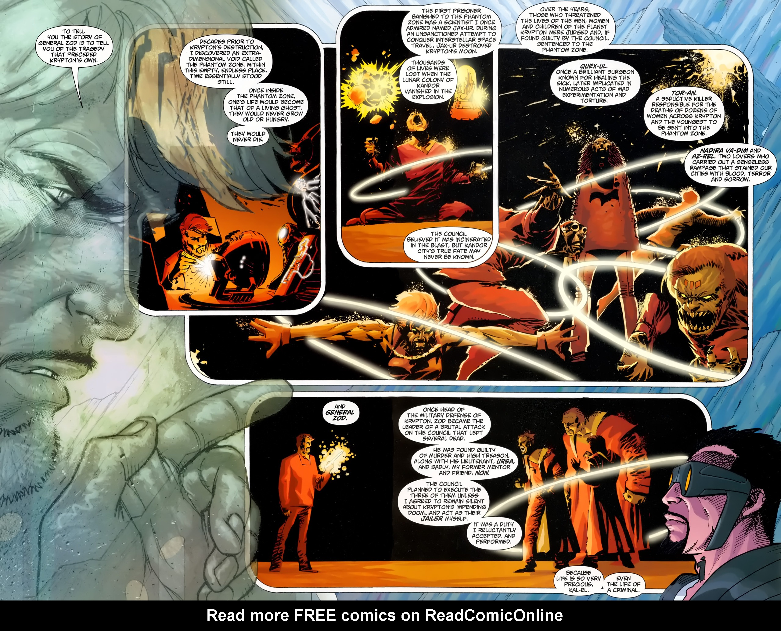 Action Comics (1938) 846 Page 3